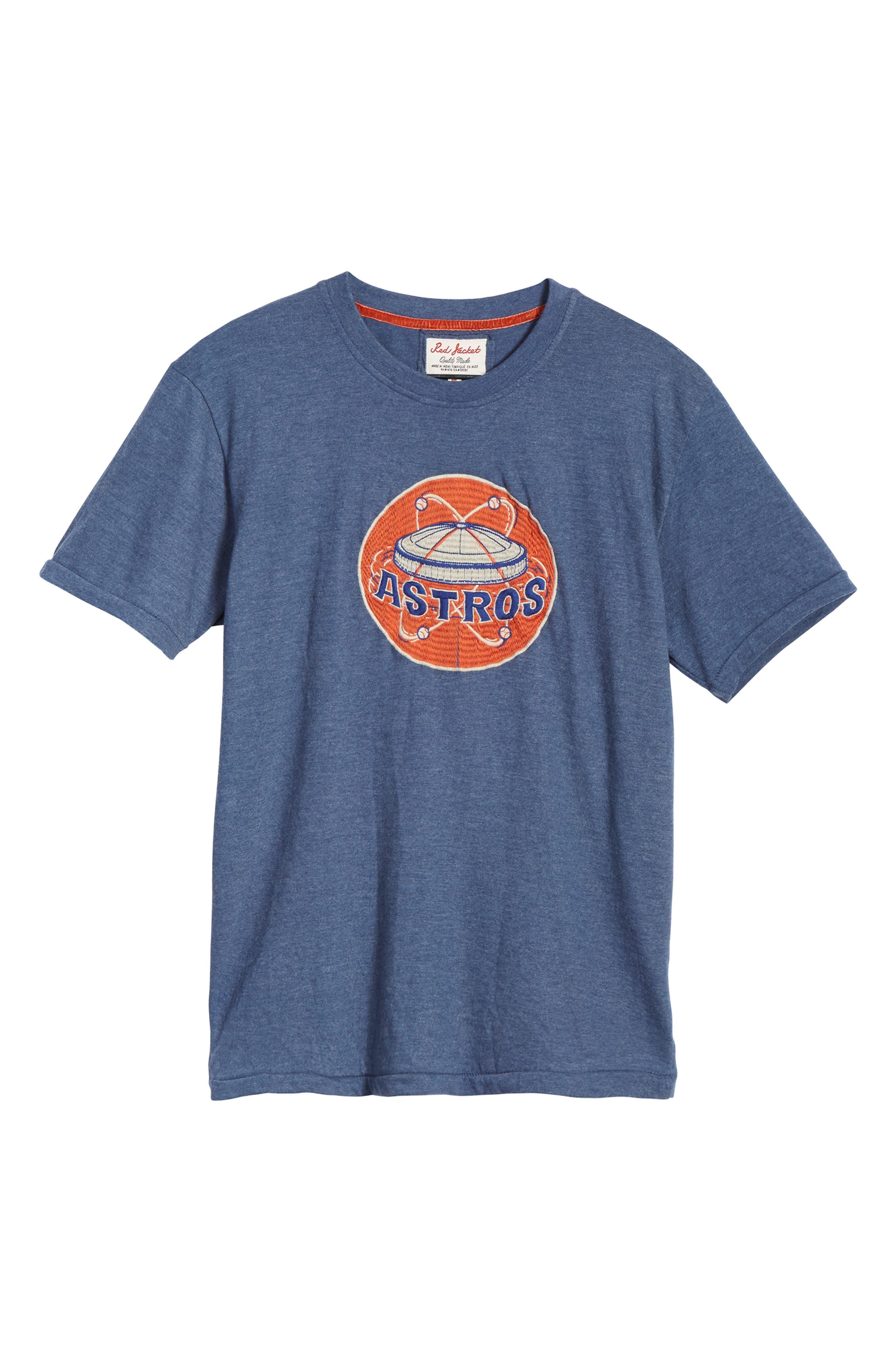 Hillwood Houston Astros T-Shirt,                             Alternate thumbnail 6, color,                             422