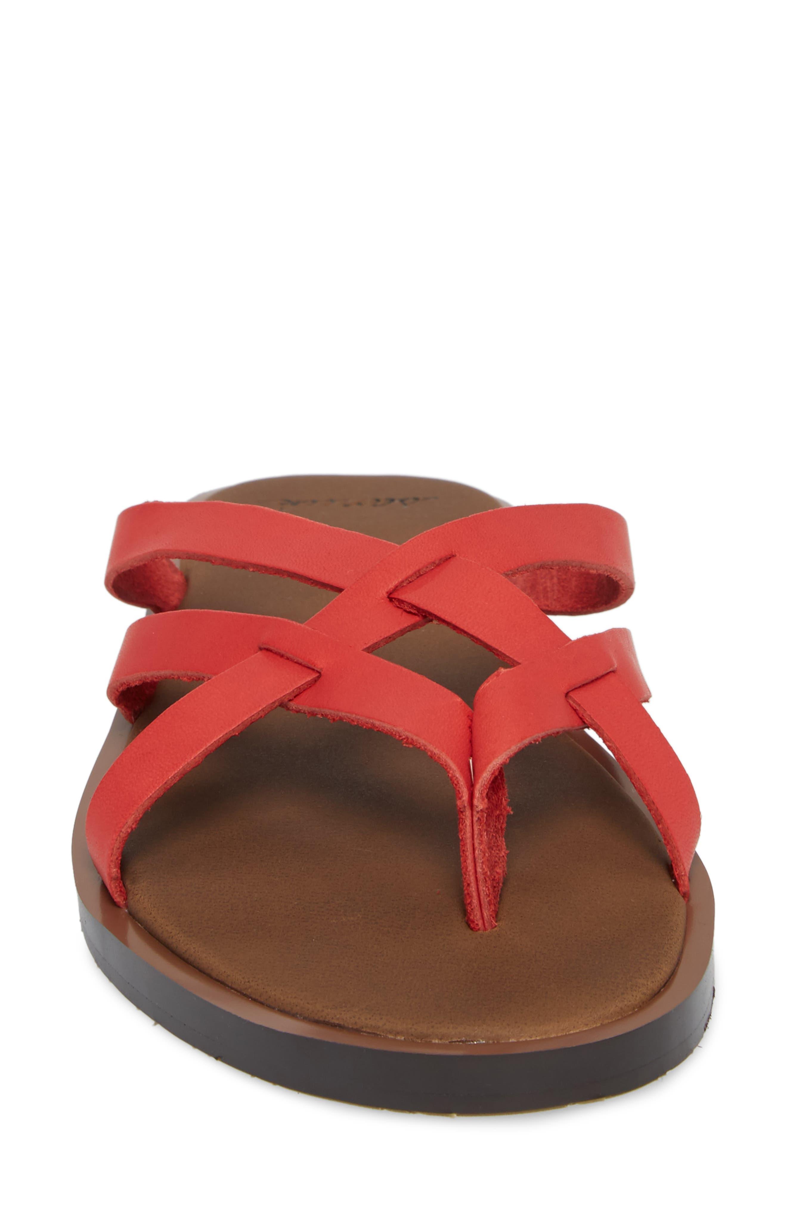 Yoga Strappy Thong Sandal,                             Alternate thumbnail 12, color,
