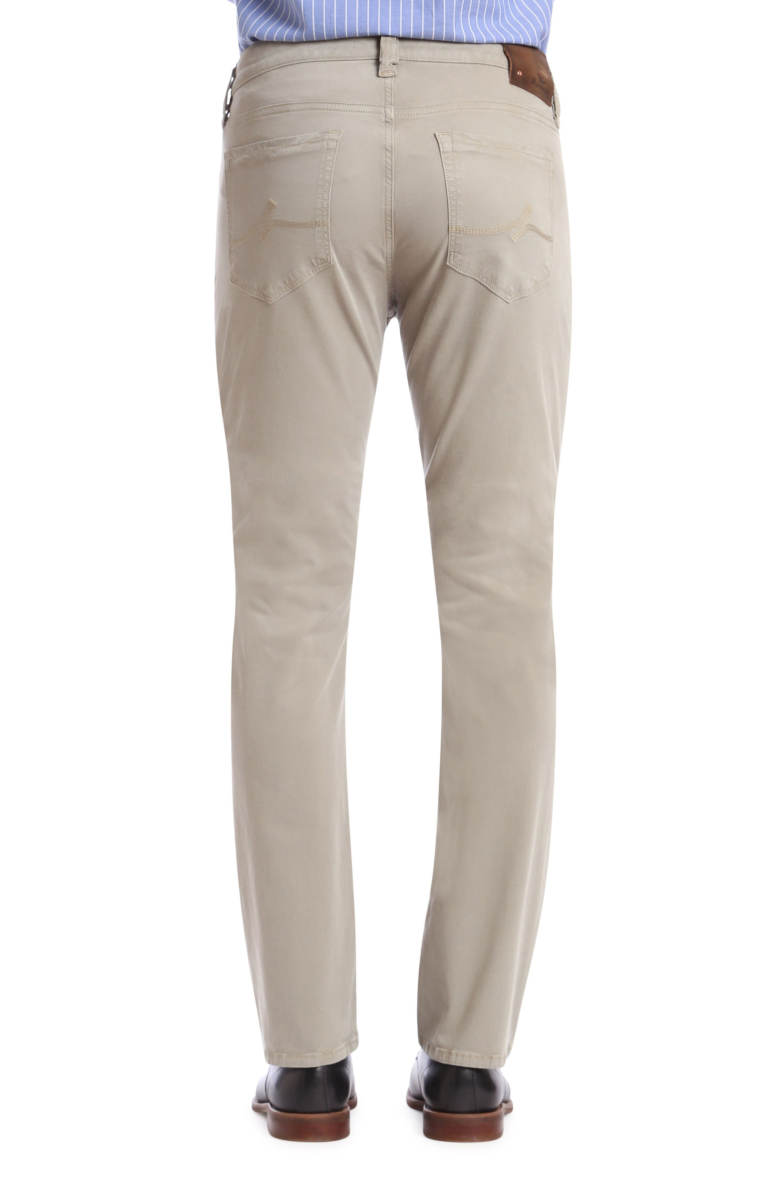Charisma Relaxed Fit Jeans,                             Alternate thumbnail 2, color,                             FINE TWILL