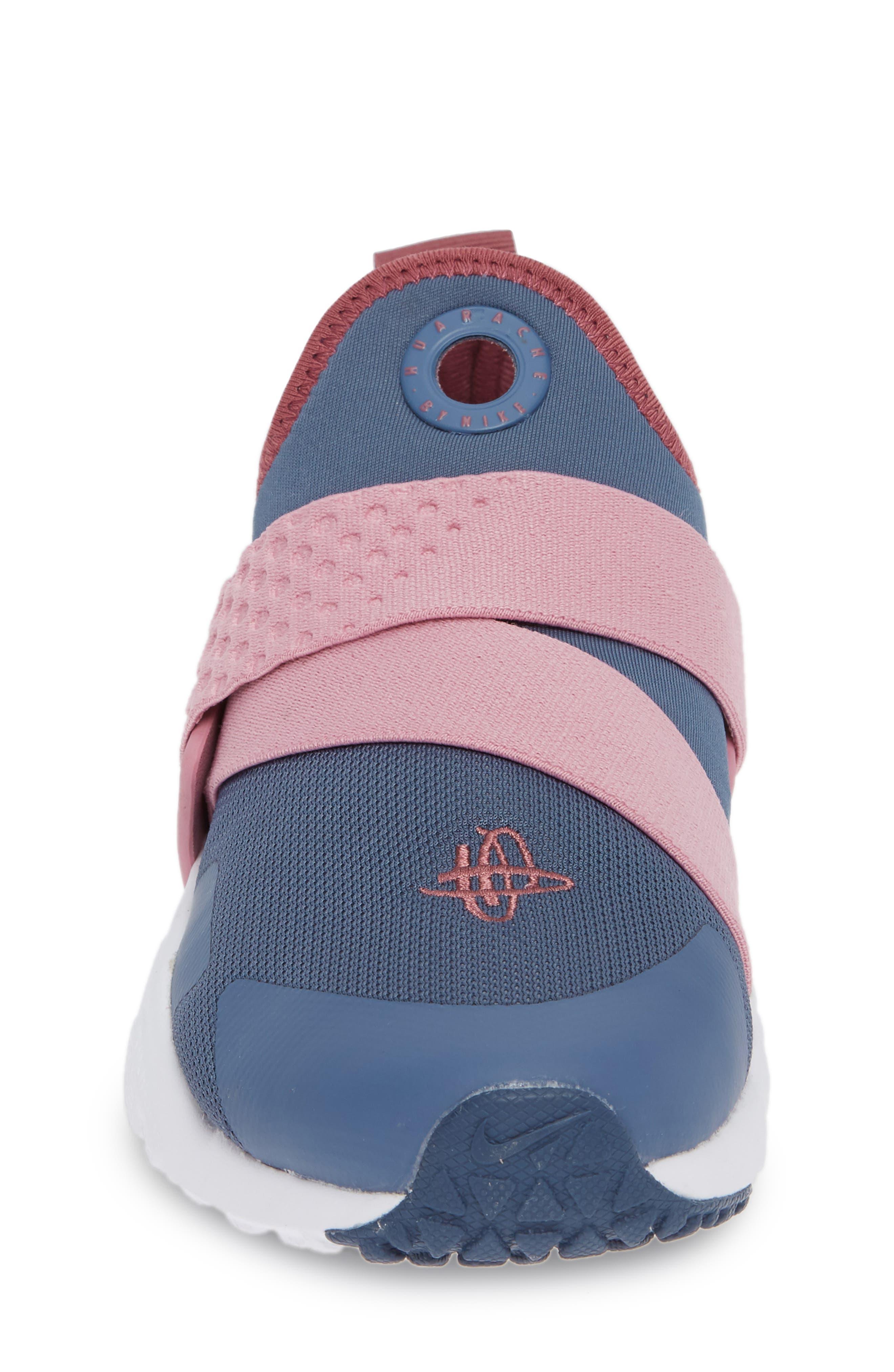 Huarache Extreme Sneaker,                             Alternate thumbnail 4, color,                             DIFFUSED BLUE