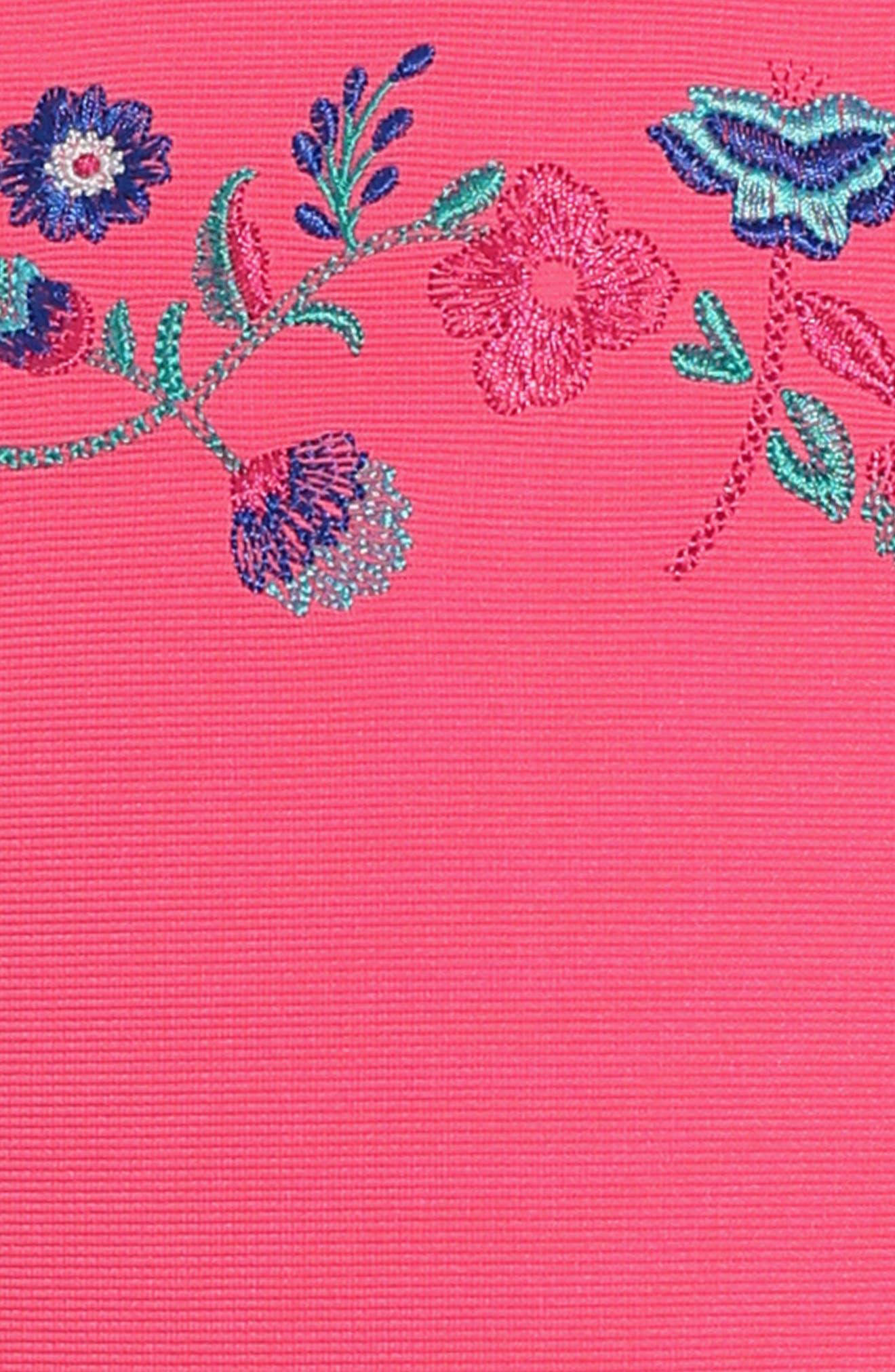 Drop Waist Dress,                             Alternate thumbnail 3, color,                             650