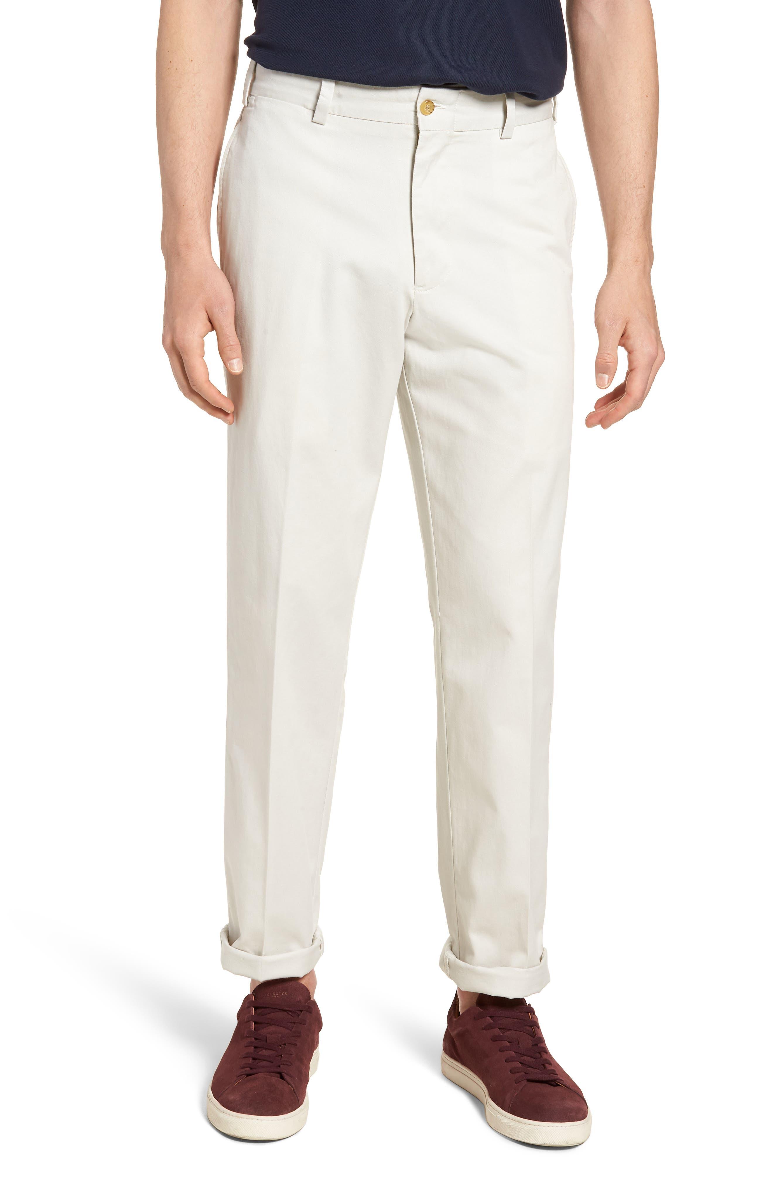 M2 Classic Fit Vintage Twill Flat Front Pants,                             Main thumbnail 1, color,                             270