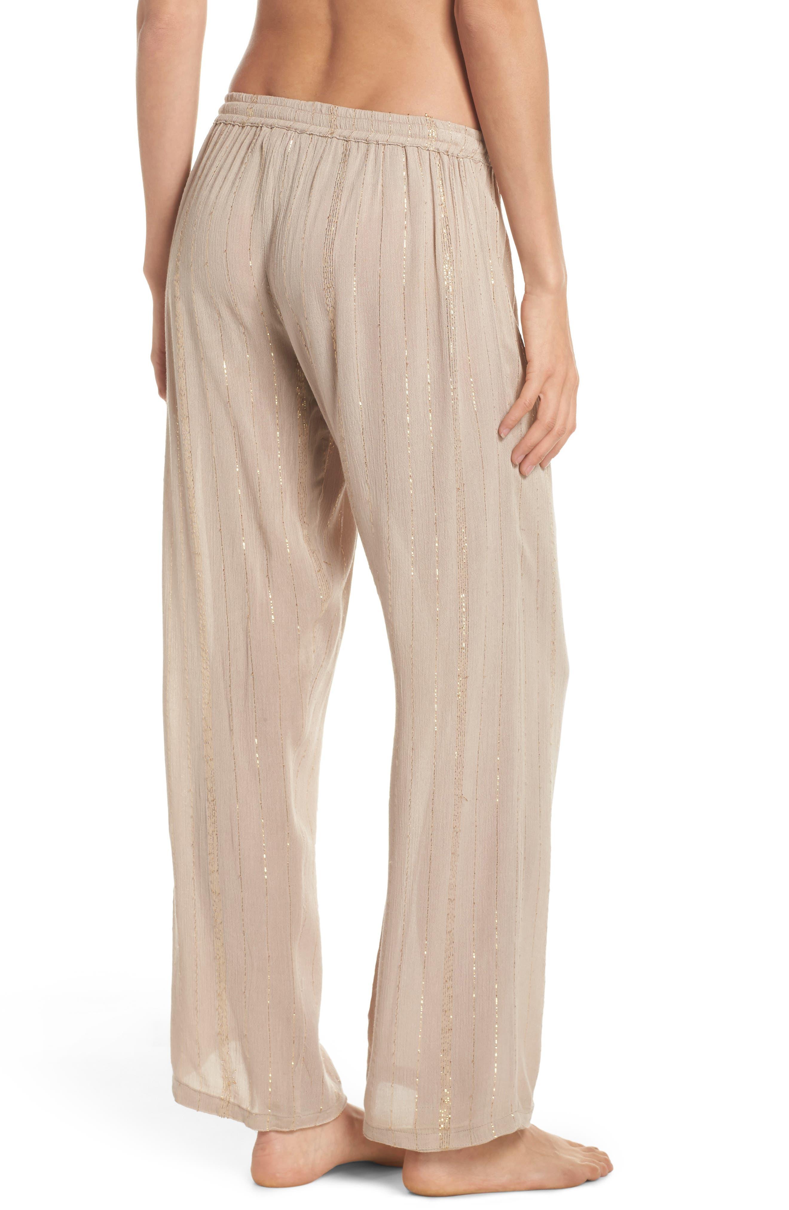 MUCHE ET MUCHETTE,                             Iris Cover-Up Pants,                             Alternate thumbnail 2, color,                             250