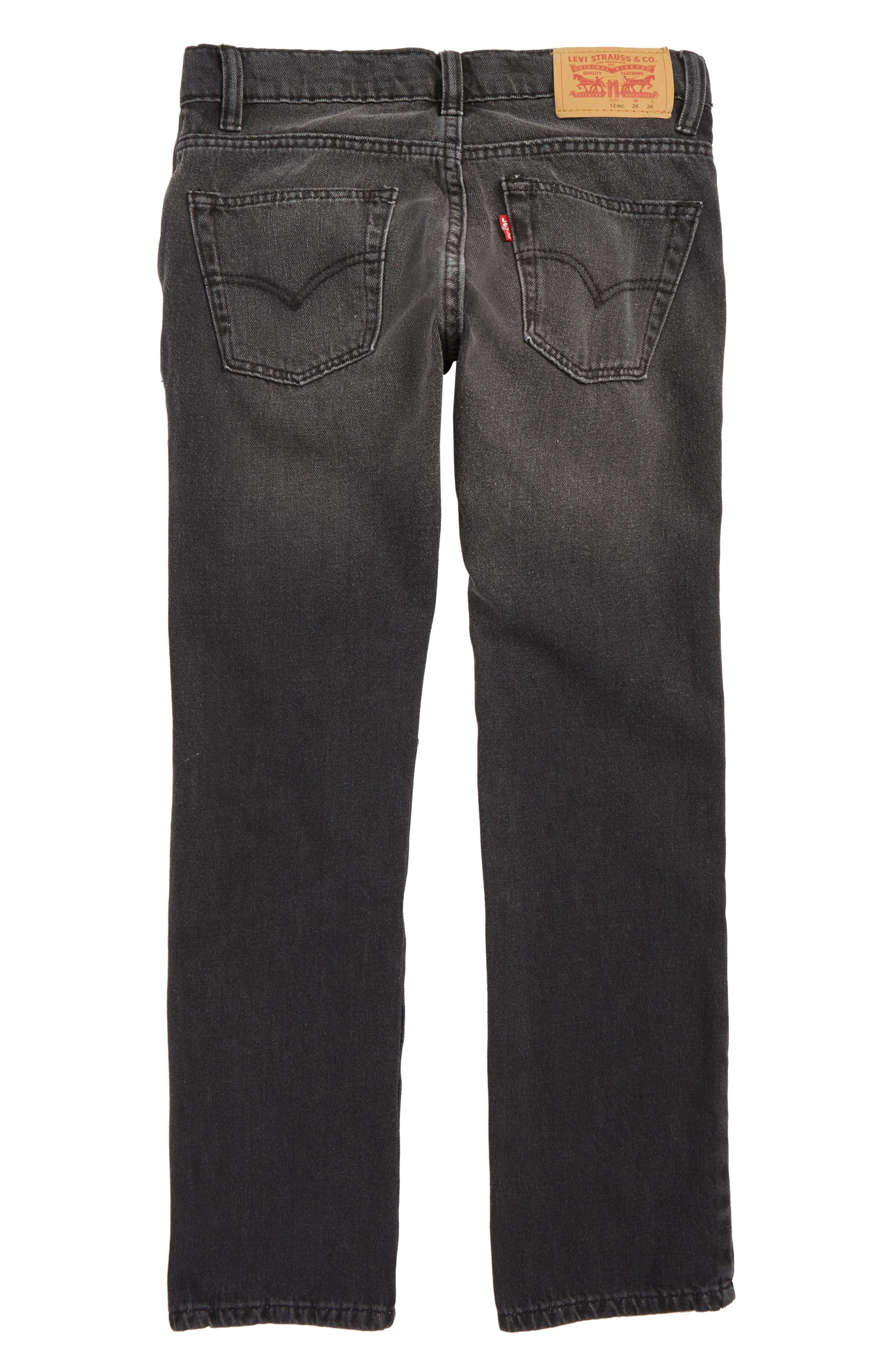 511<sup>™</sup> Slim Fit Jeans,                             Alternate thumbnail 2, color,                             ASH HEATHER