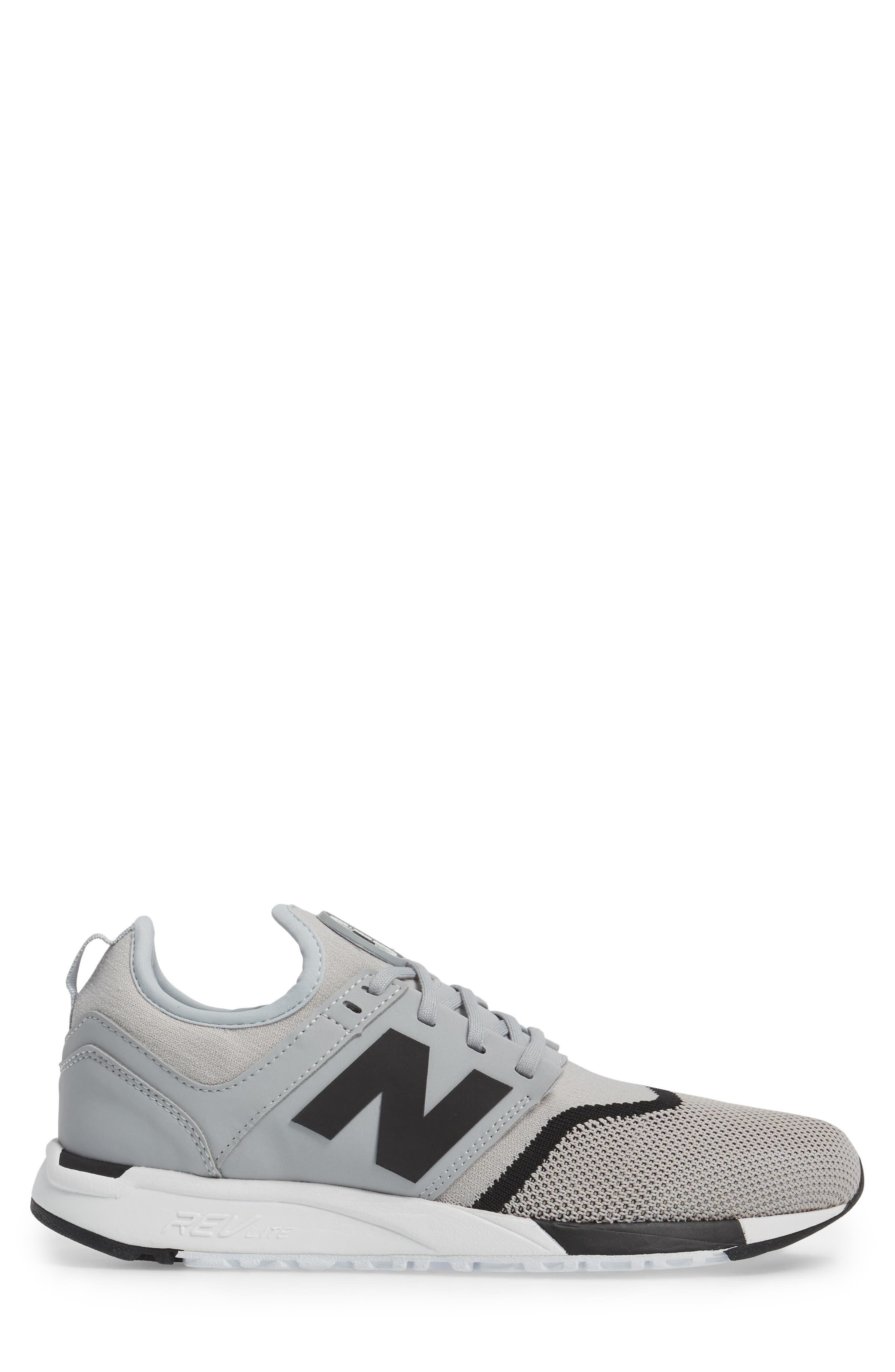 247 Sport Knit Sneaker,                             Alternate thumbnail 3, color,                             030