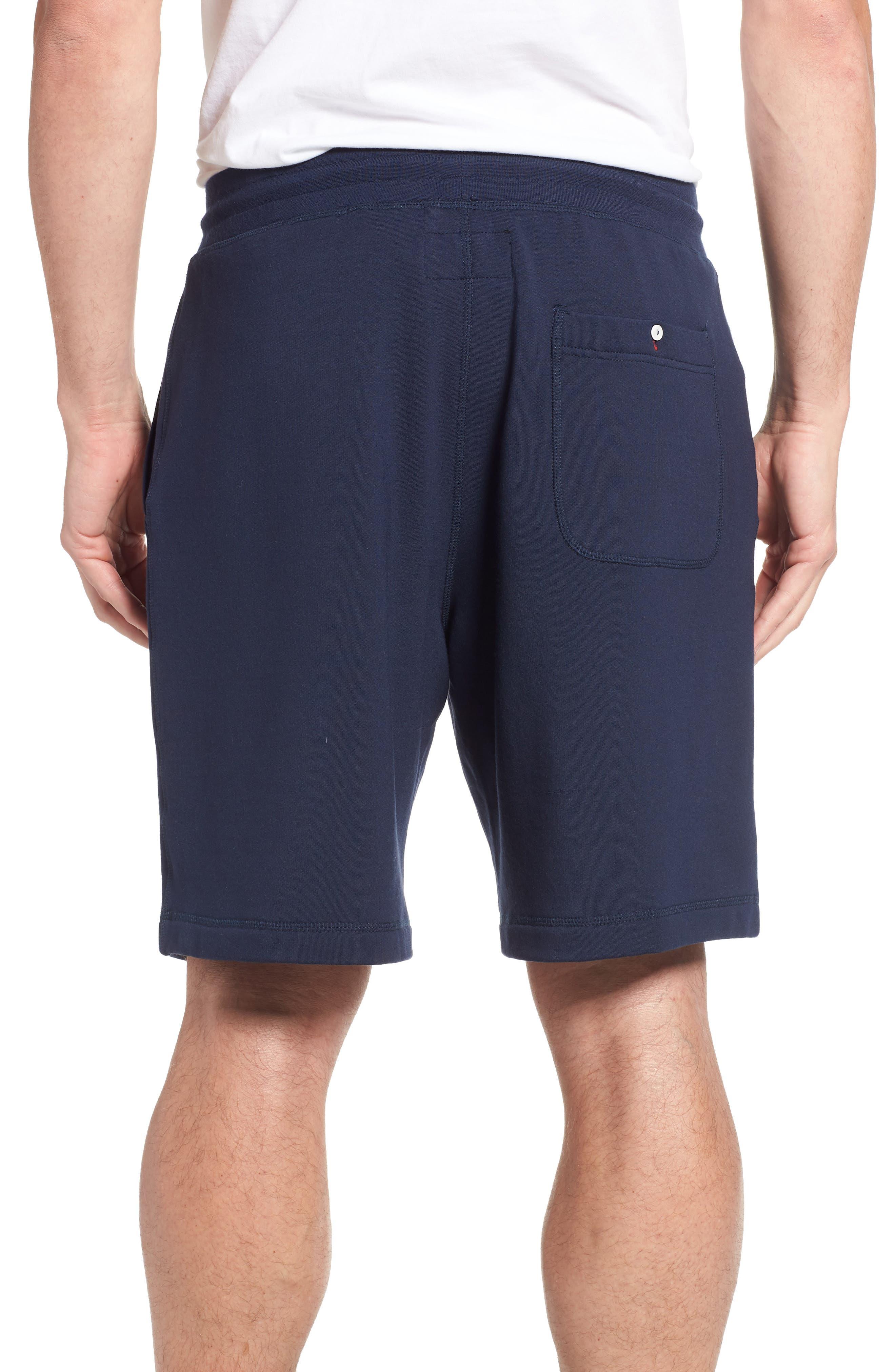 Modal Blend Lounge Shorts,                             Alternate thumbnail 2, color,                             NAVY
