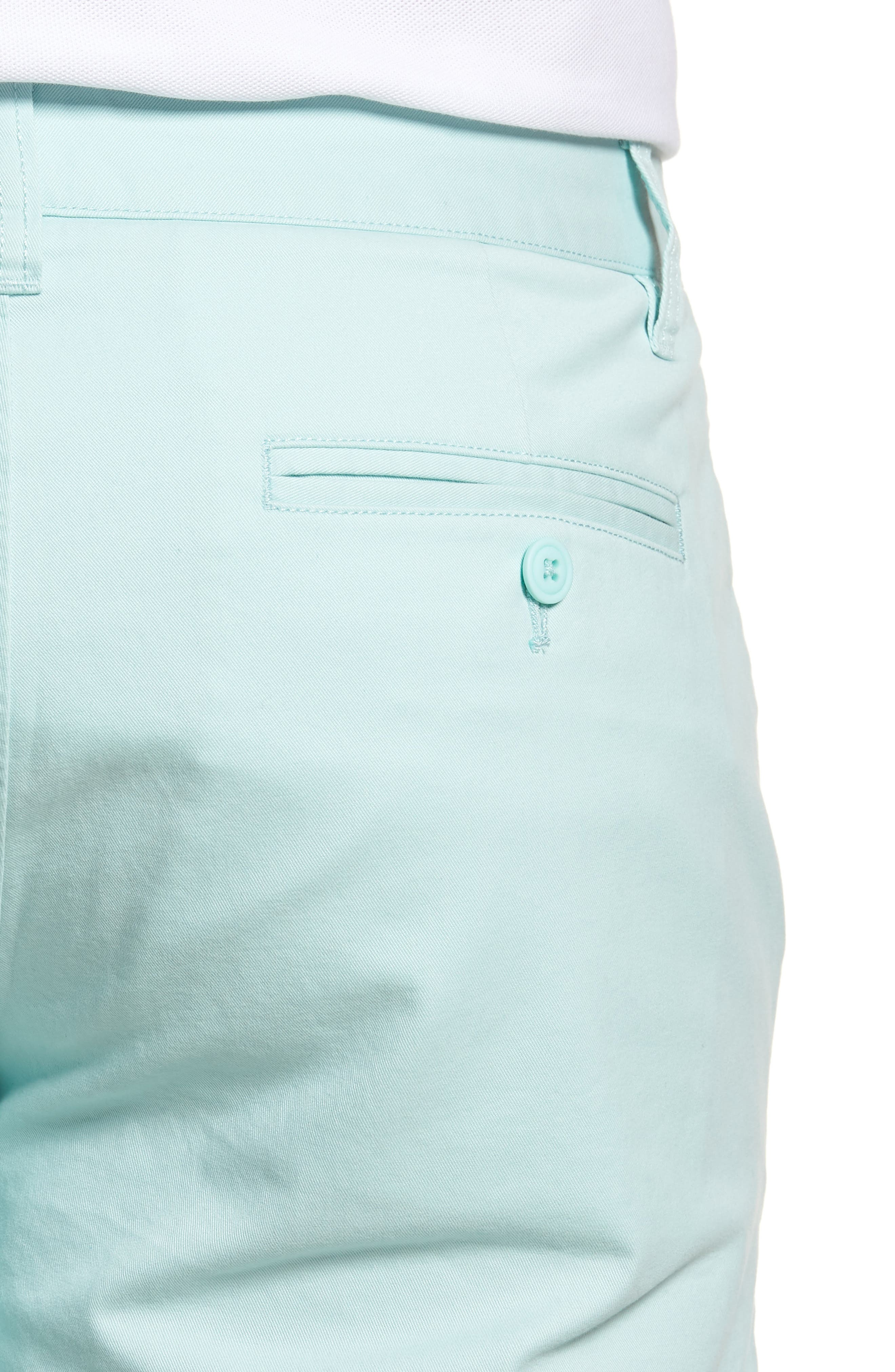 Stretch Washed Chino 5-Inch Shorts,                             Alternate thumbnail 90, color,