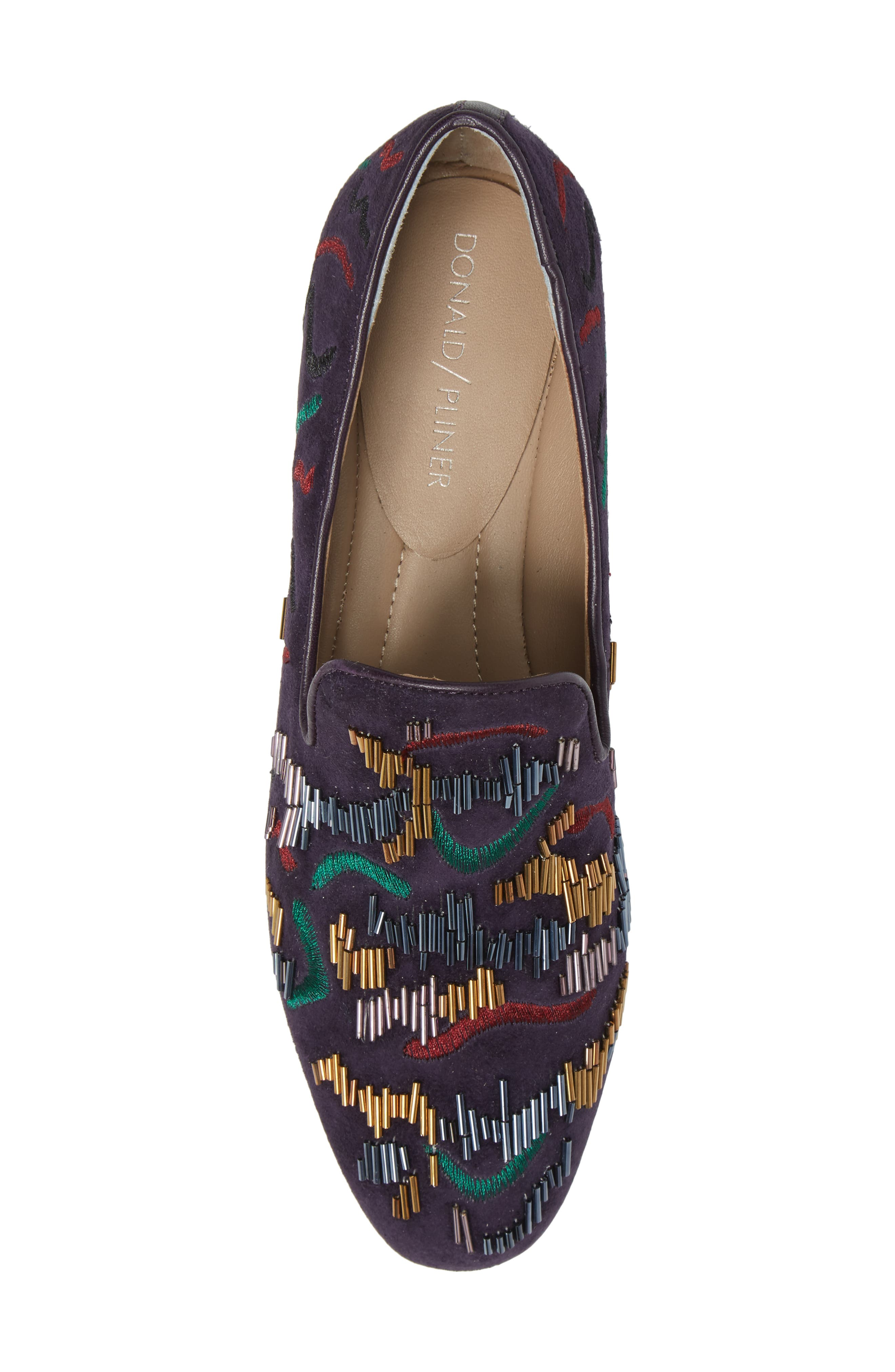 Leanne Beaded Loafer,                             Alternate thumbnail 5, color,                             654