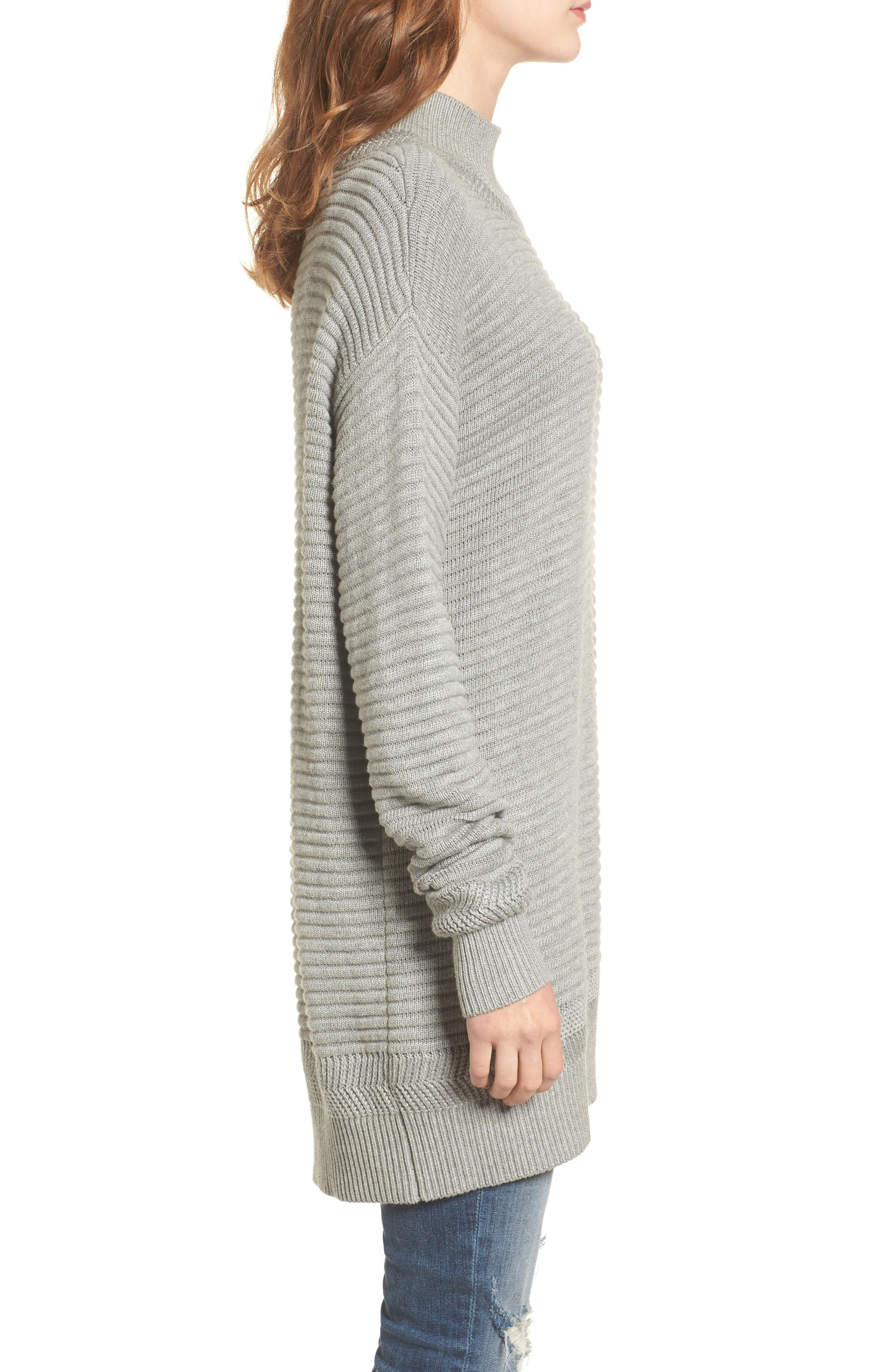 What Now Cotton Sweater,                             Alternate thumbnail 3, color,                             020