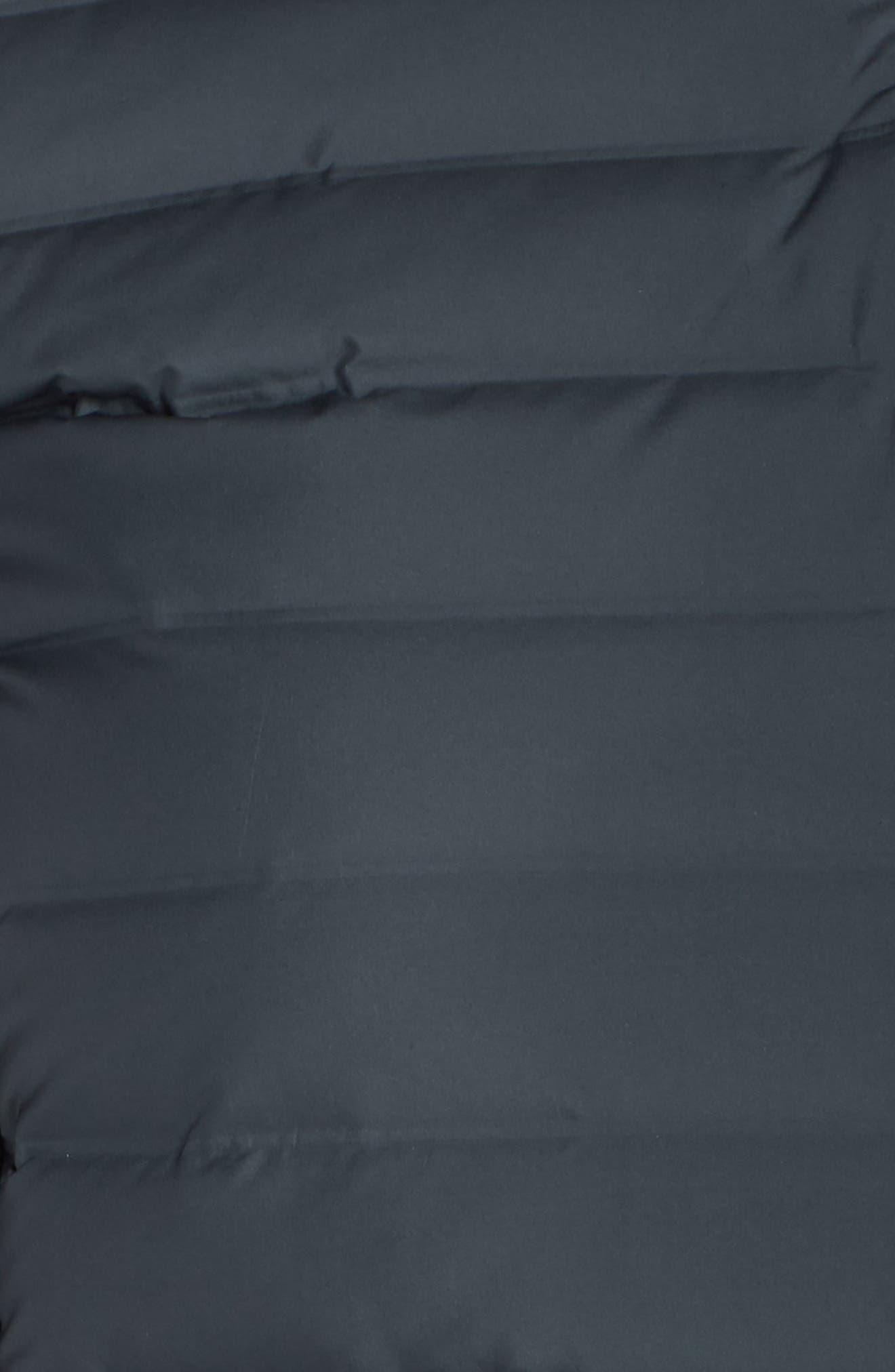 ADIDAS,                             Varilite Water Repellent Hooded 600-Fill-Power Down Jacket,                             Alternate thumbnail 7, color,                             020