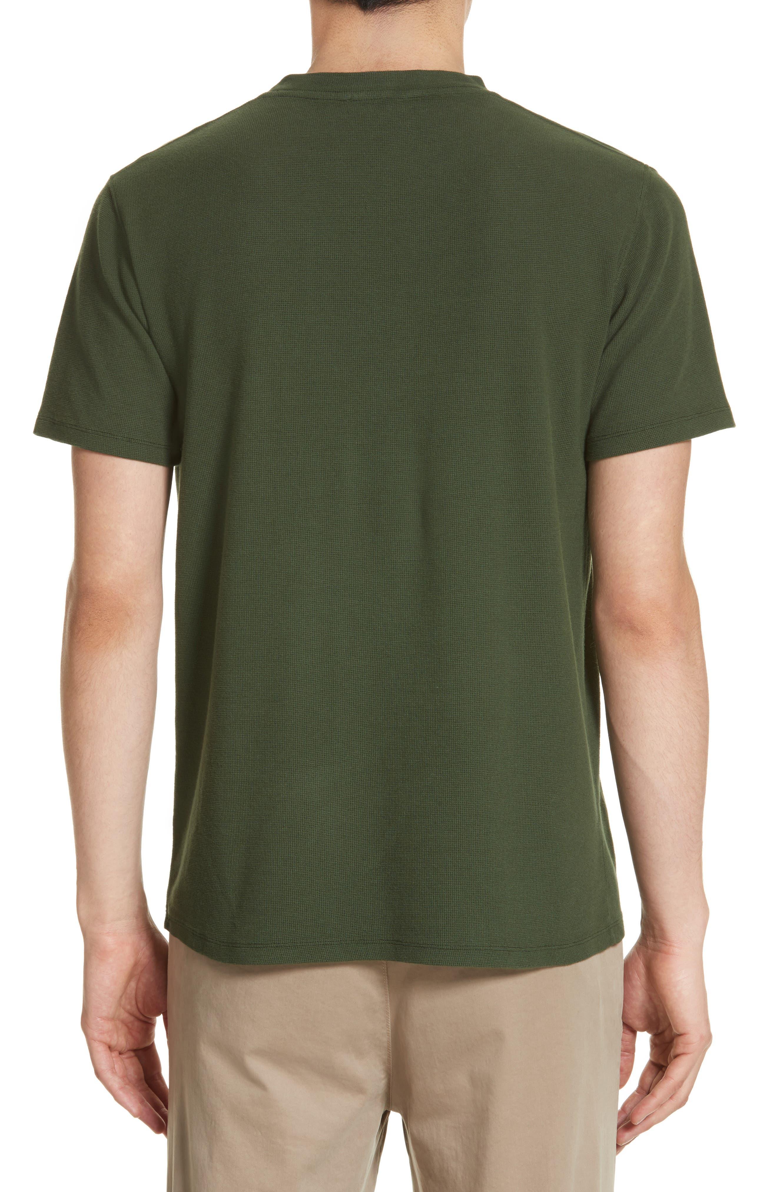 Niels Garment Dye T-Shirt,                             Alternate thumbnail 2, color,