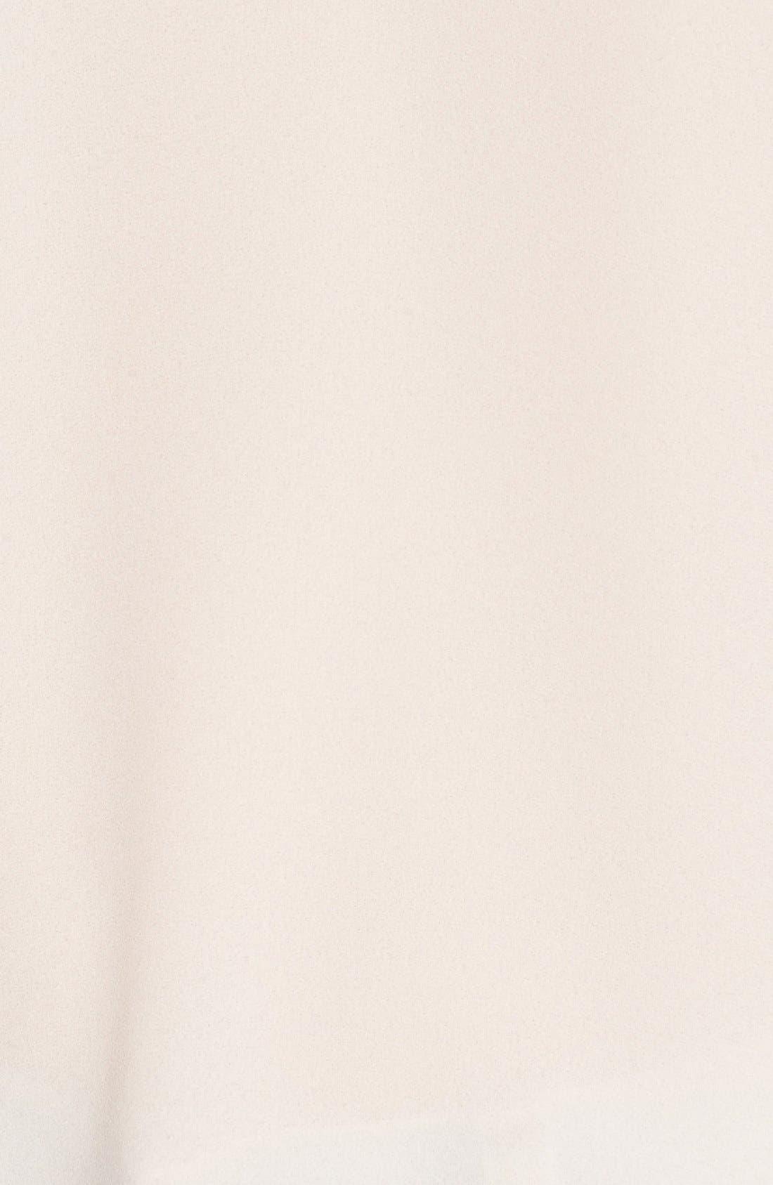 Cuff Sleeve Woven Tee,                             Alternate thumbnail 167, color,