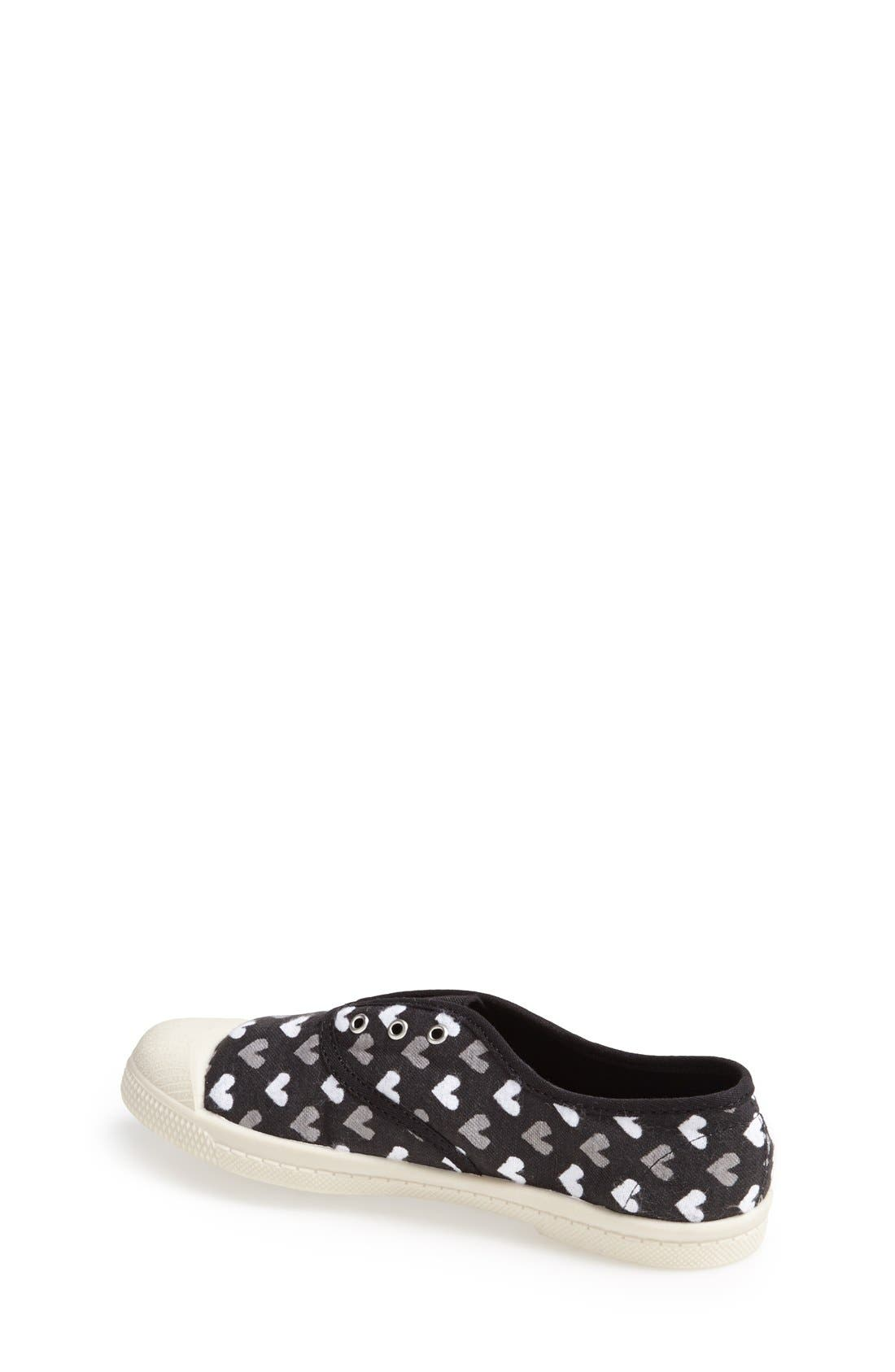 'Marin' Canvas Slip-On Sneaker,                             Alternate thumbnail 2, color,                             001