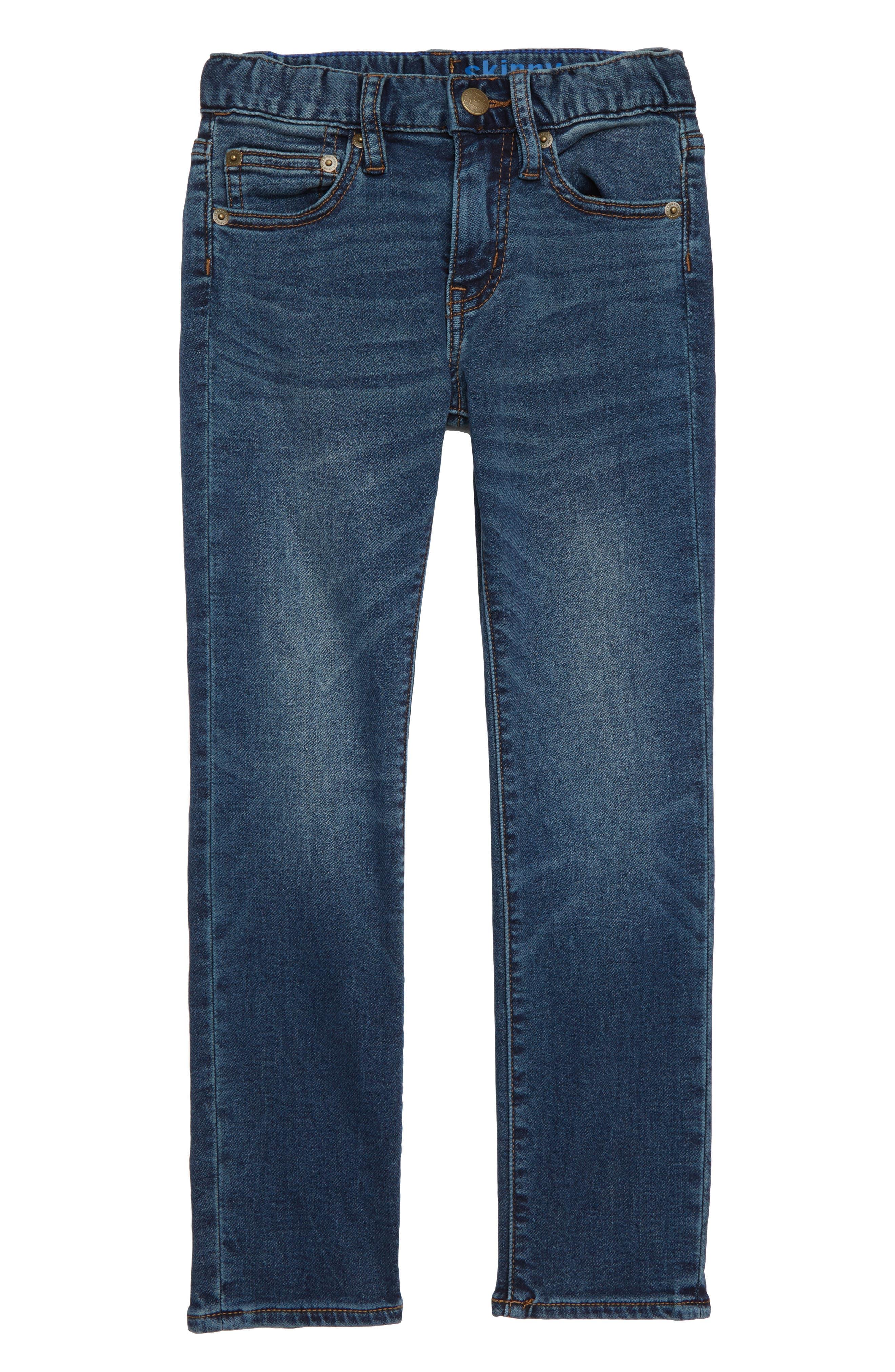 Runaround Skinny Jeans,                             Main thumbnail 1, color,                             400