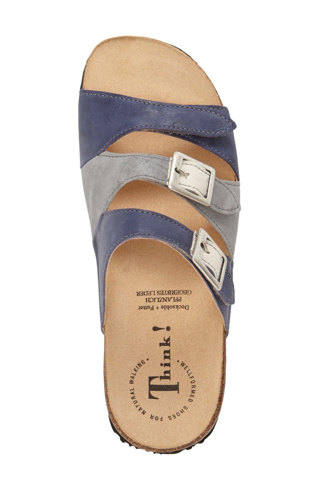 'Mizzi' Sandal,                             Alternate thumbnail 9, color,