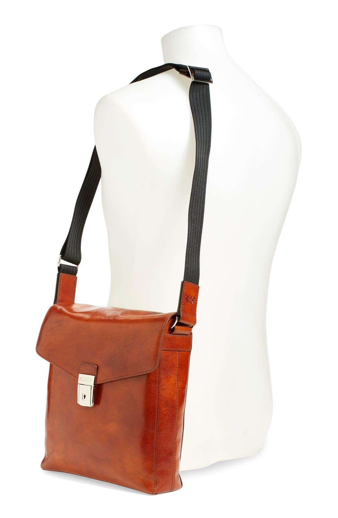'Man Bag' Leather Crossbody Bag,                             Alternate thumbnail 2, color,                             233