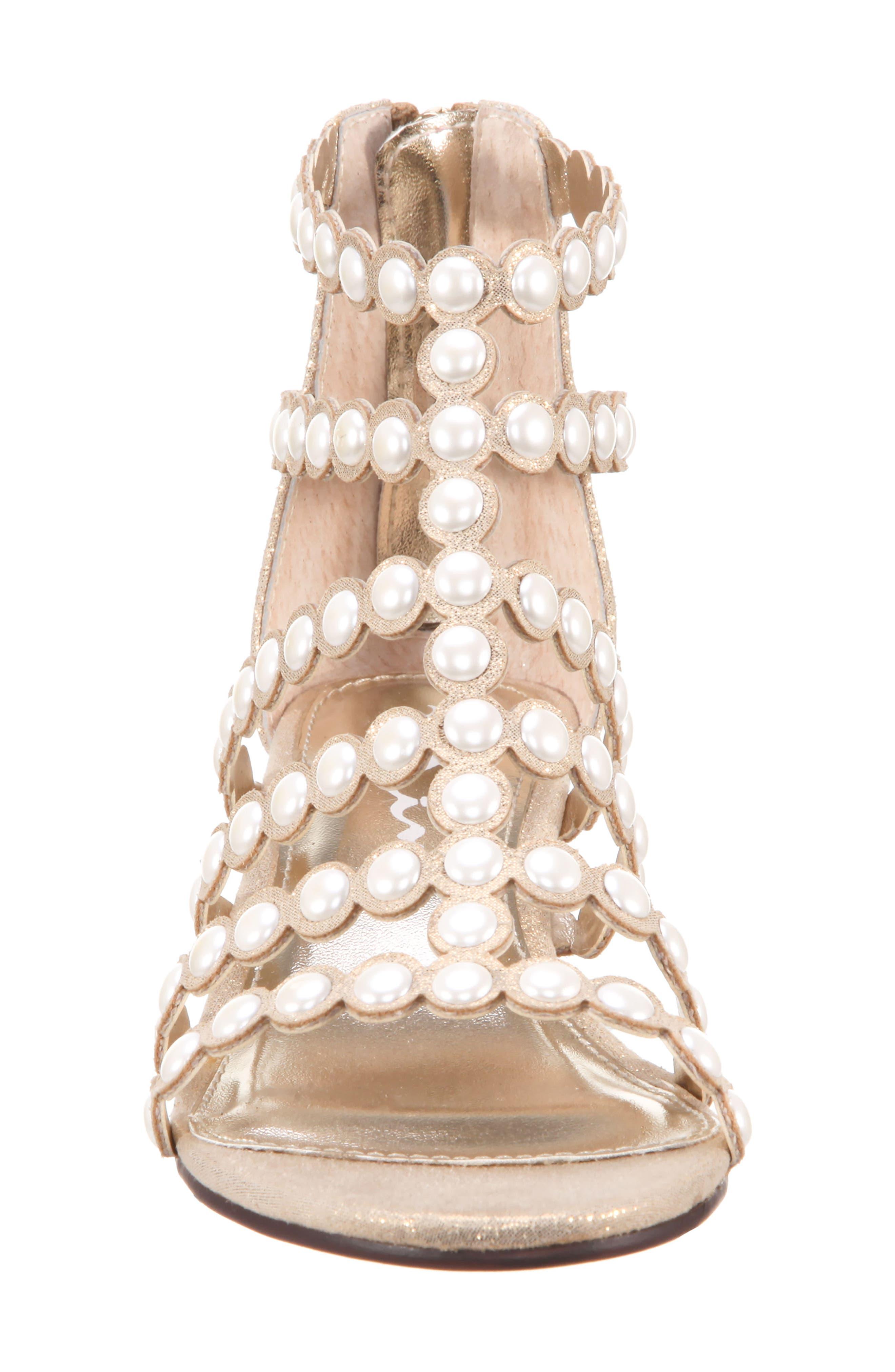 Princess-P Shimmer Sandal,                             Alternate thumbnail 12, color,