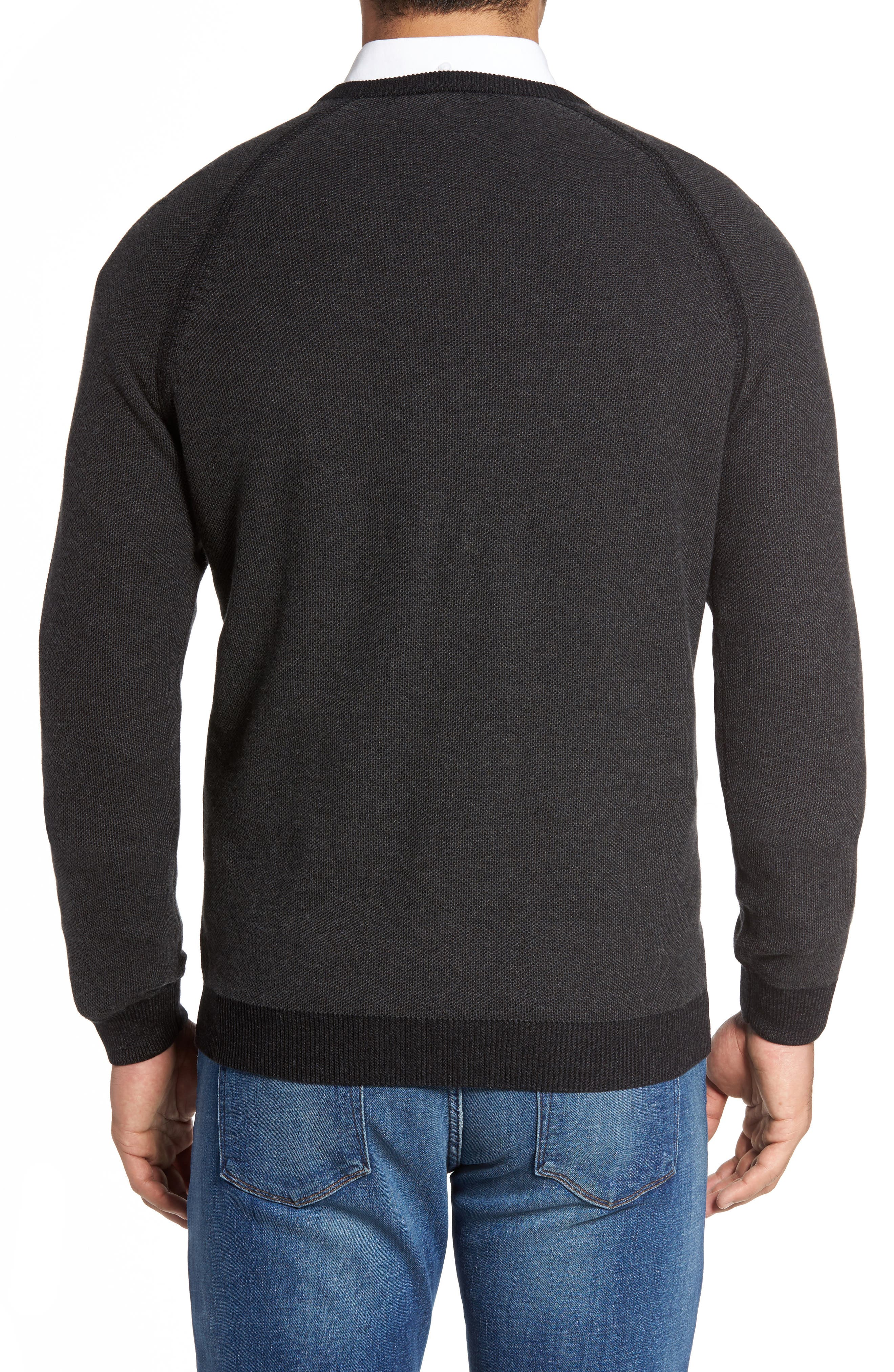 Make Mine a Double Sweater,                             Alternate thumbnail 2, color,                             001