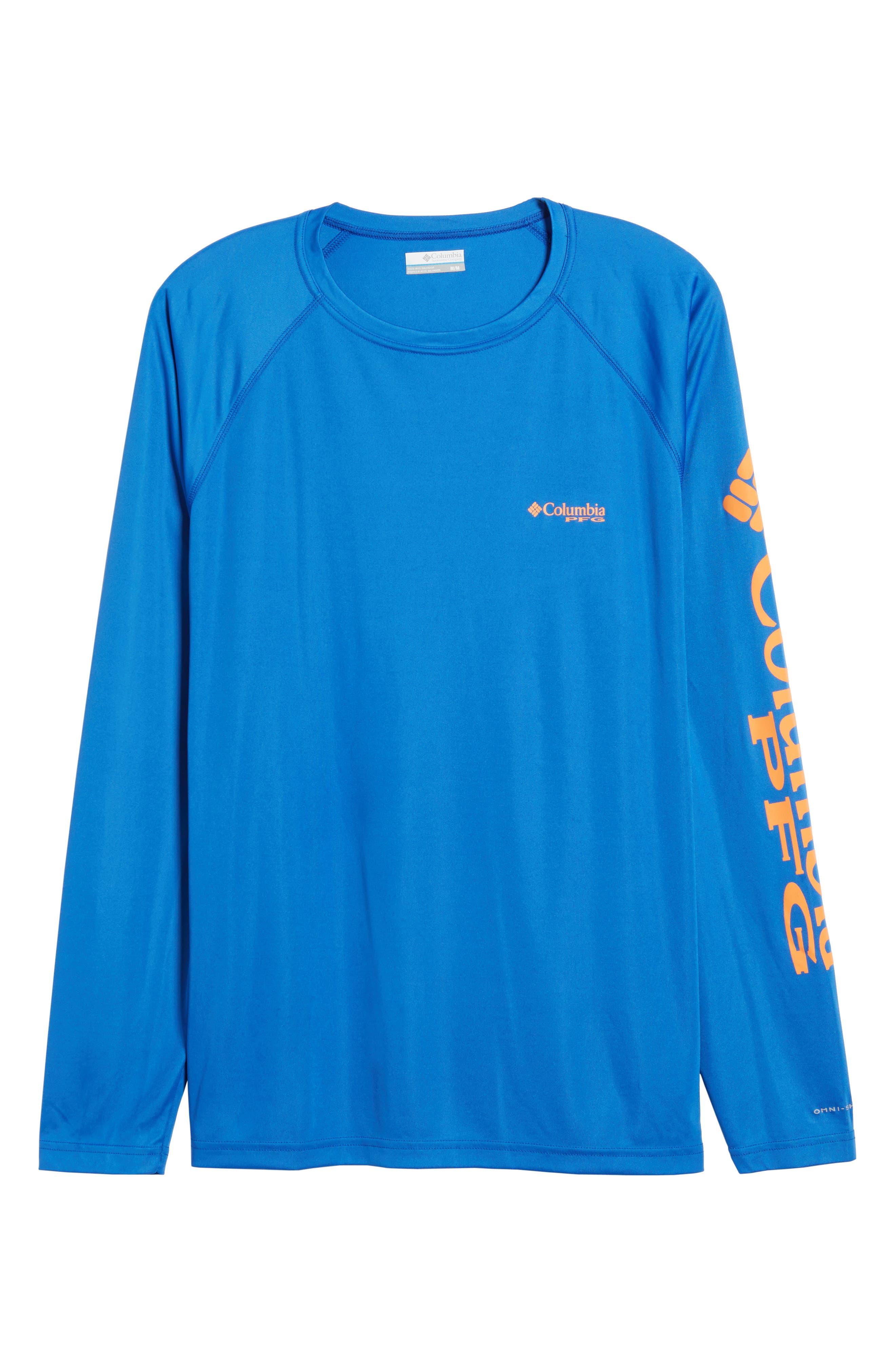 PFG Terminal Tackle Performance T-Shirt,                             Alternate thumbnail 40, color,