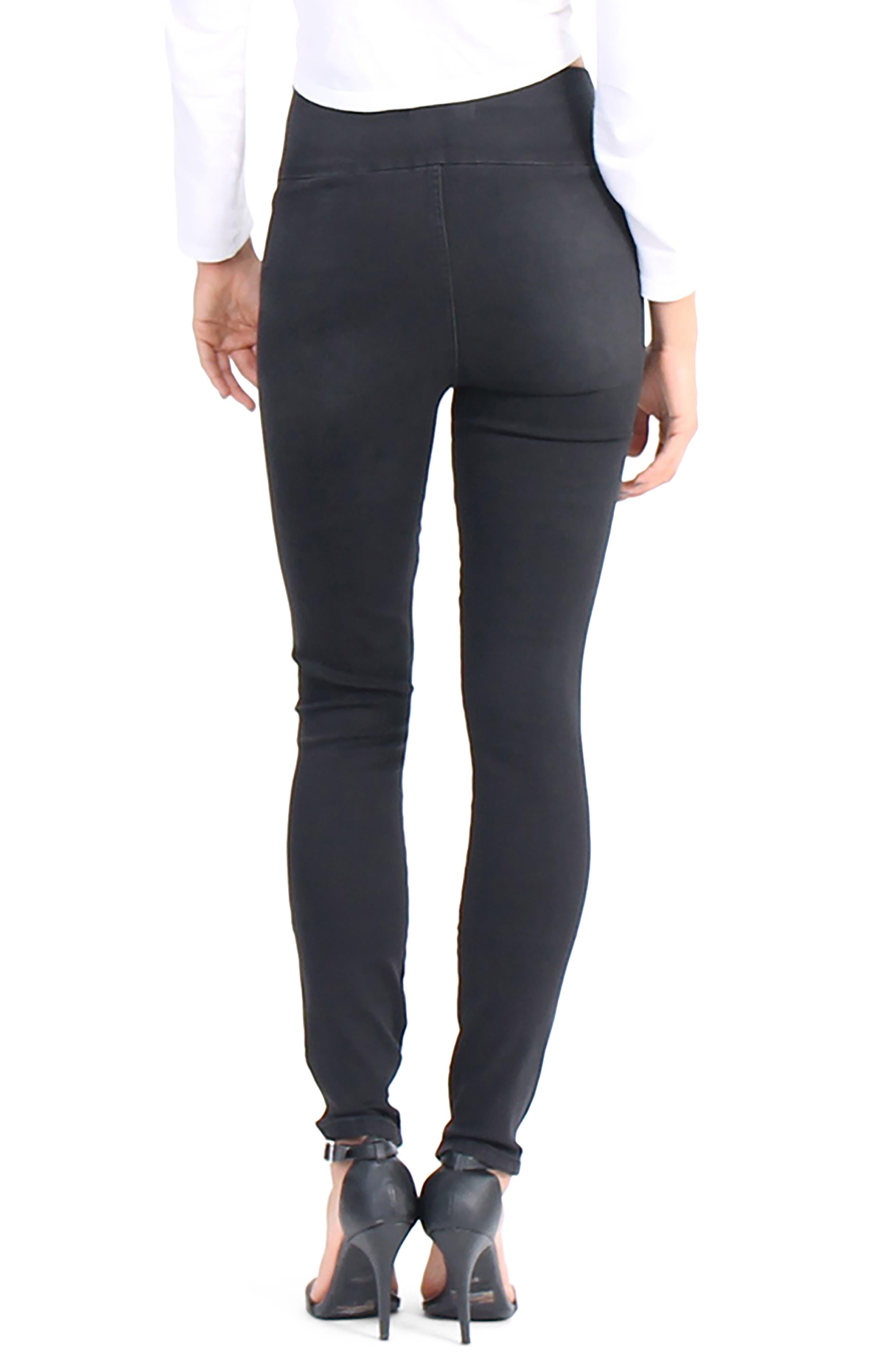 Devon Pull On Skinny Jeans,                             Alternate thumbnail 2, color,                             003