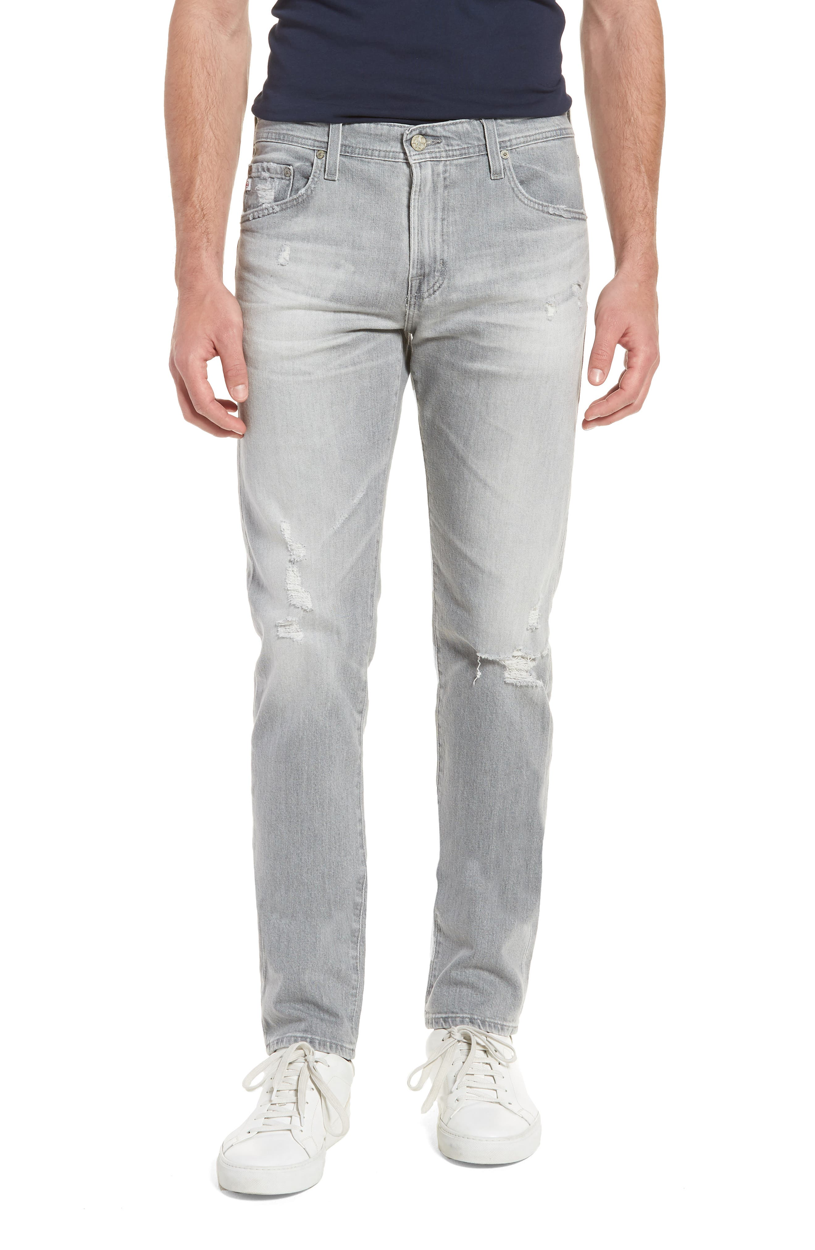 Tellis Slim Fit Jeans,                             Main thumbnail 1, color,                             21 YEARS SKETCH