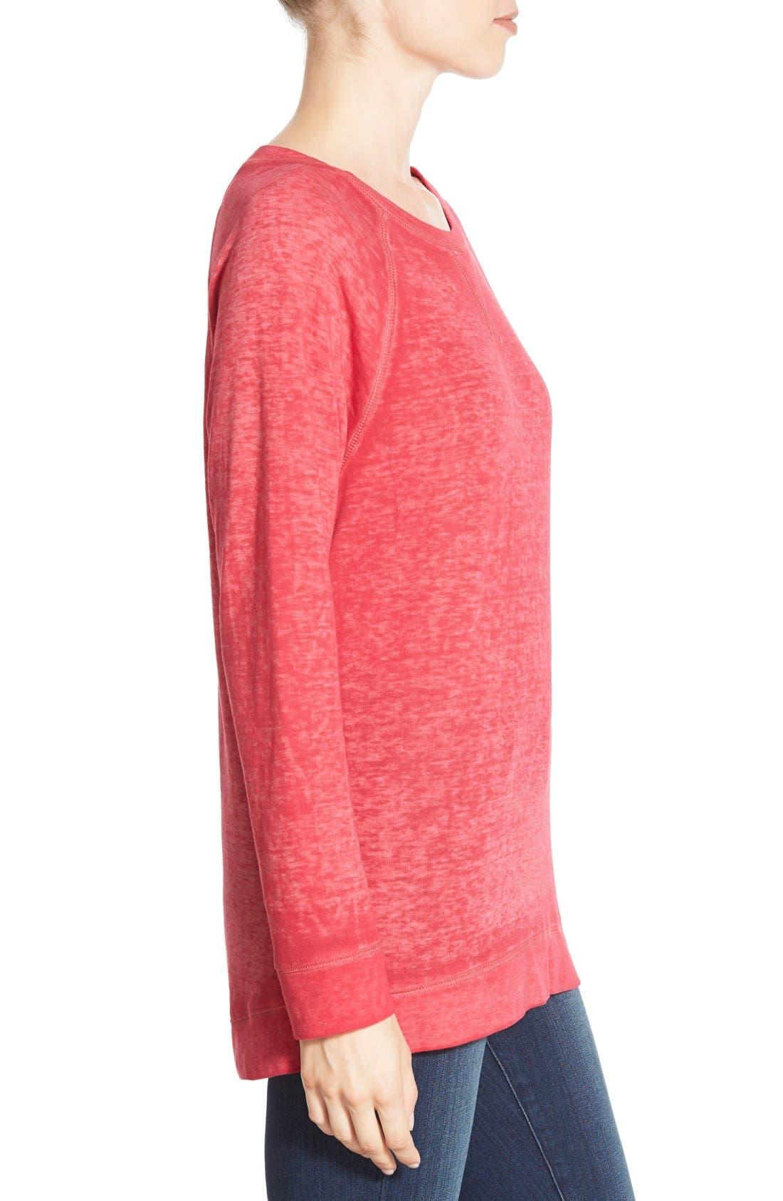 Burnout Sweatshirt,                             Alternate thumbnail 63, color,