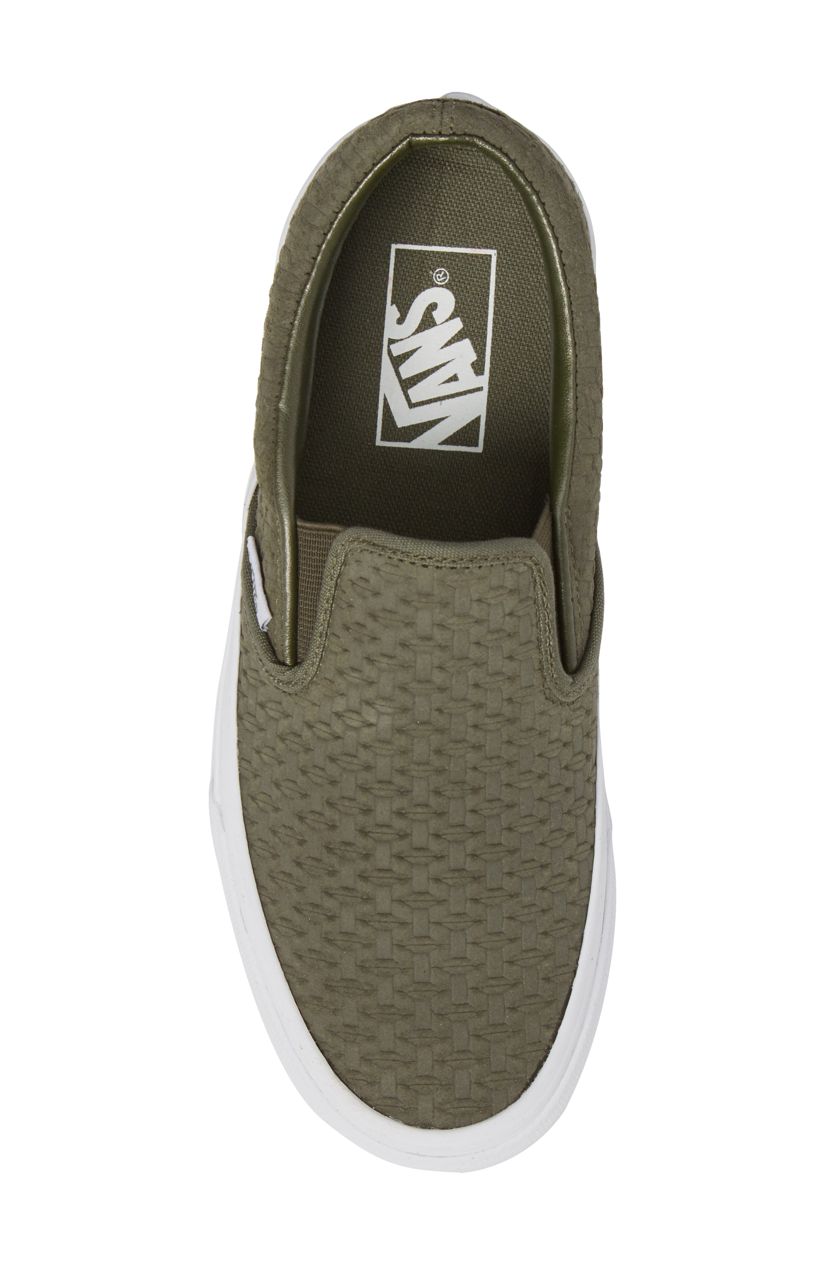 Classic Slip-On Sneaker,                             Alternate thumbnail 403, color,