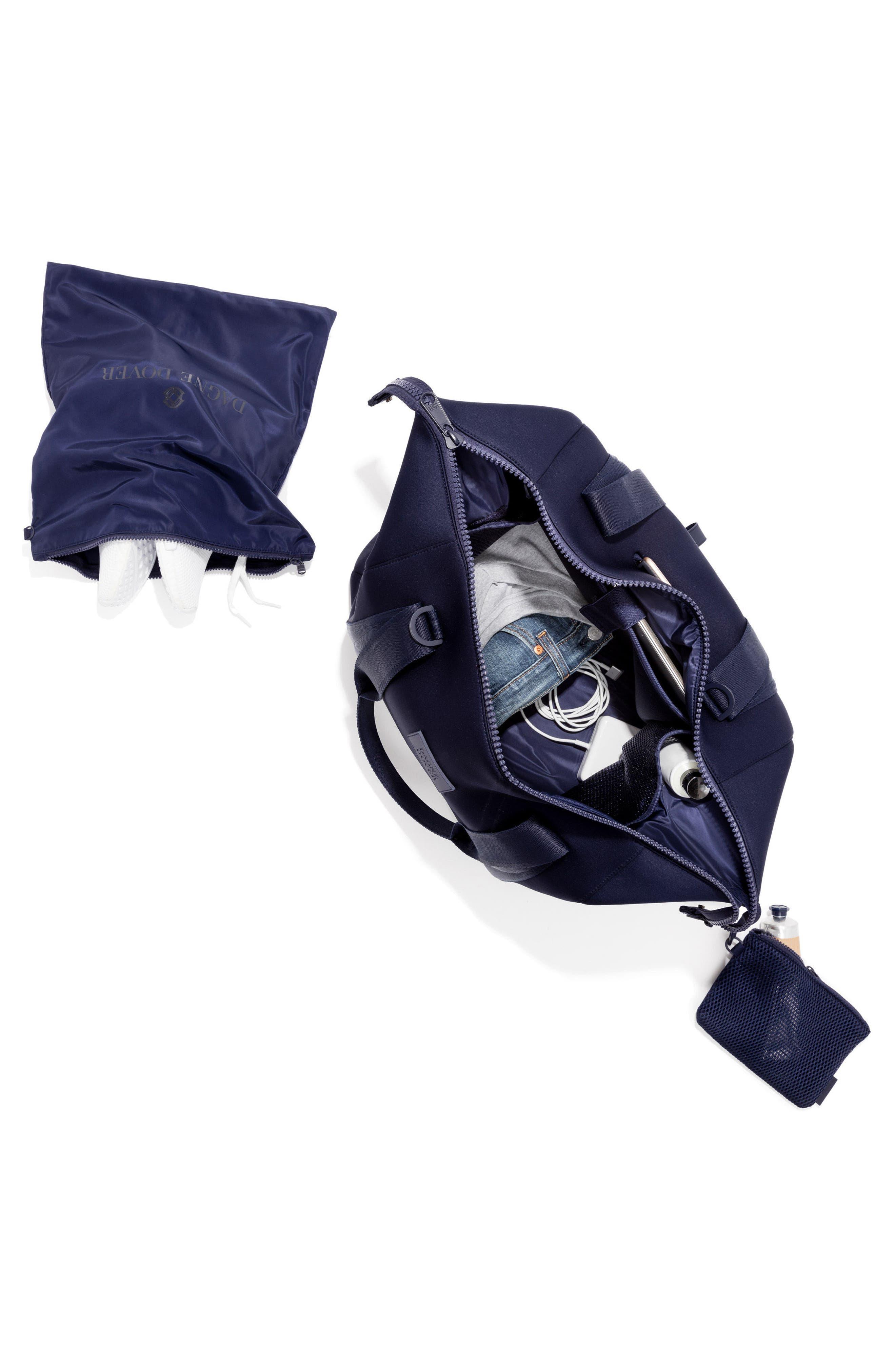 365 Large Landon Neoprene Carryall Duffel Bag,                             Alternate thumbnail 23, color,