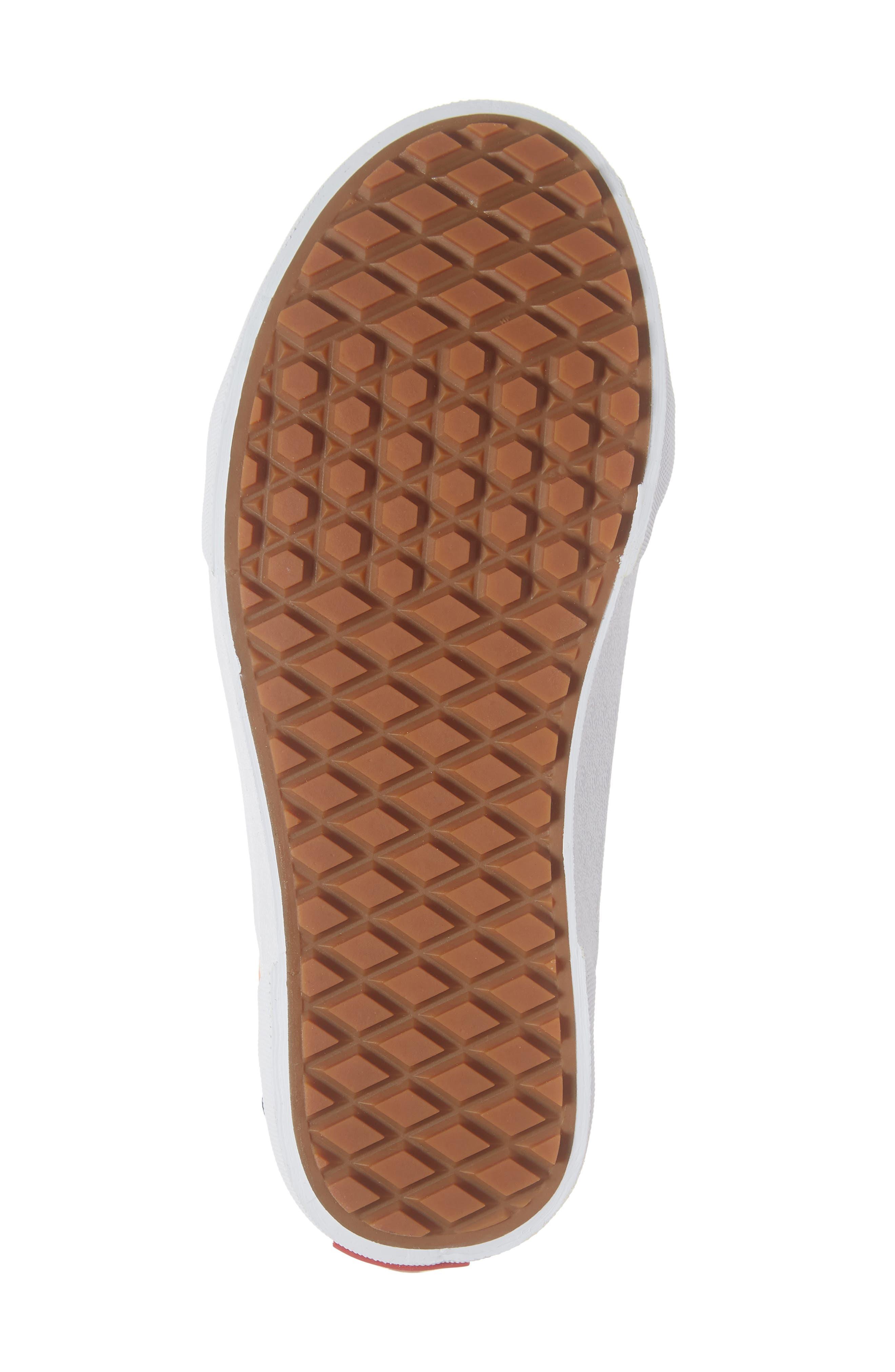 VANS,                             Sk8-Hi 46 MTE DX Sneaker,                             Alternate thumbnail 6, color,                             PINK YARROW/ TANGERINE/ BLACK