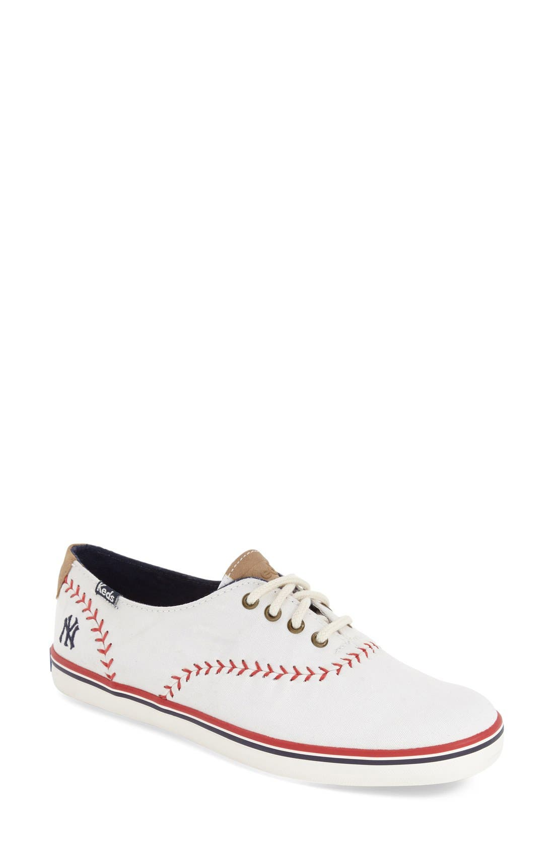 'Champion - MLB Pennant' Sneaker,                         Main,                         color, 100