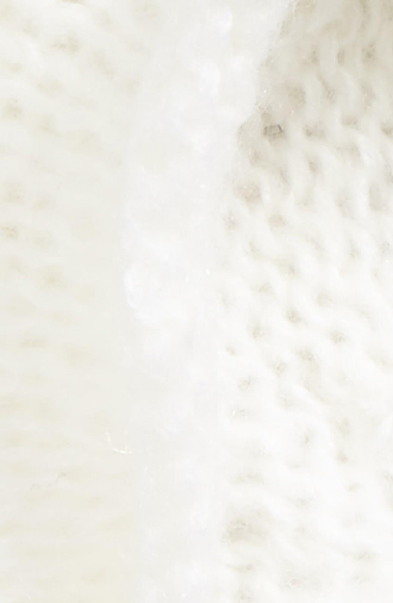 Bunny Knit Bonnet,                             Alternate thumbnail 2, color,                             101