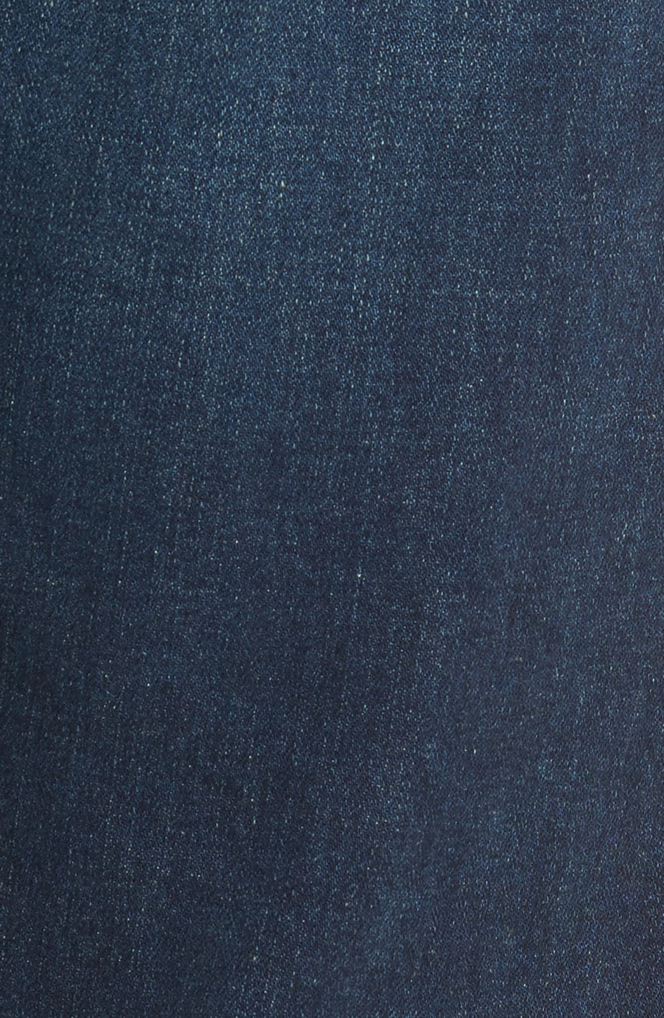 Sid Straight Leg Jeans,                             Alternate thumbnail 5, color,                             402