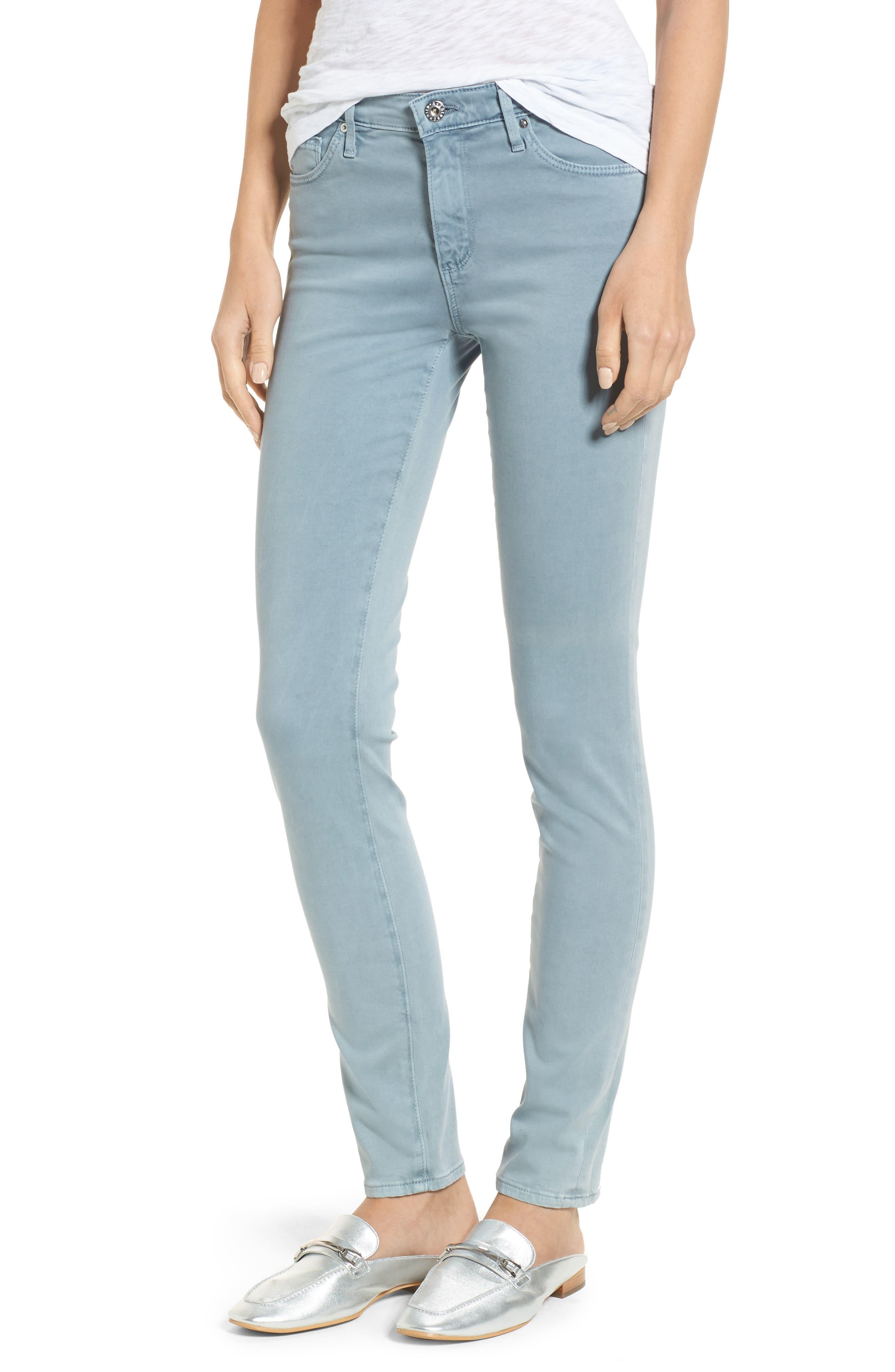 'The Prima' Cigarette Leg Skinny Jeans,                             Main thumbnail 12, color,