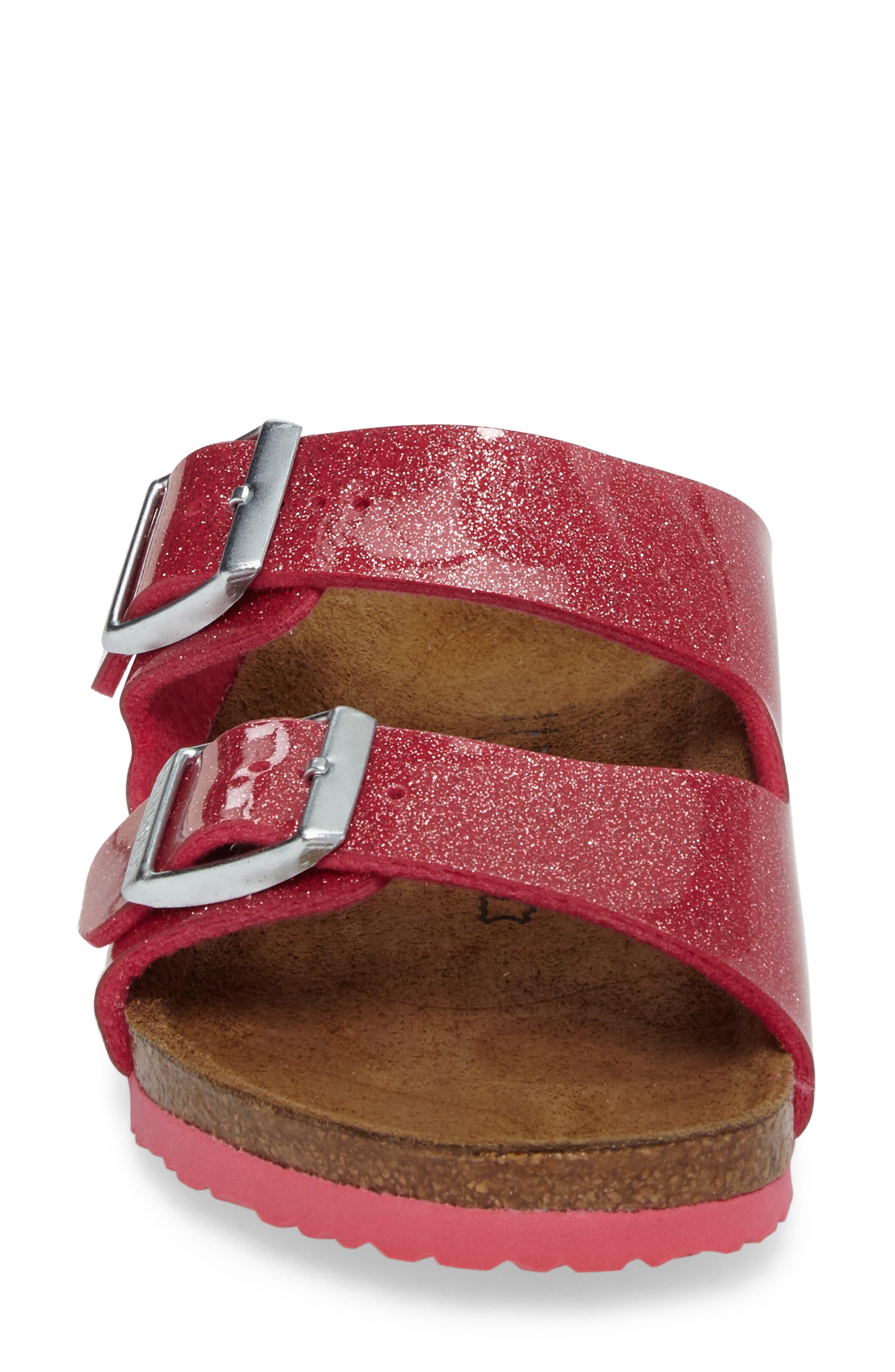 'Arizona Galaxy Birko-Flor' Slide Sandal,                             Alternate thumbnail 16, color,
