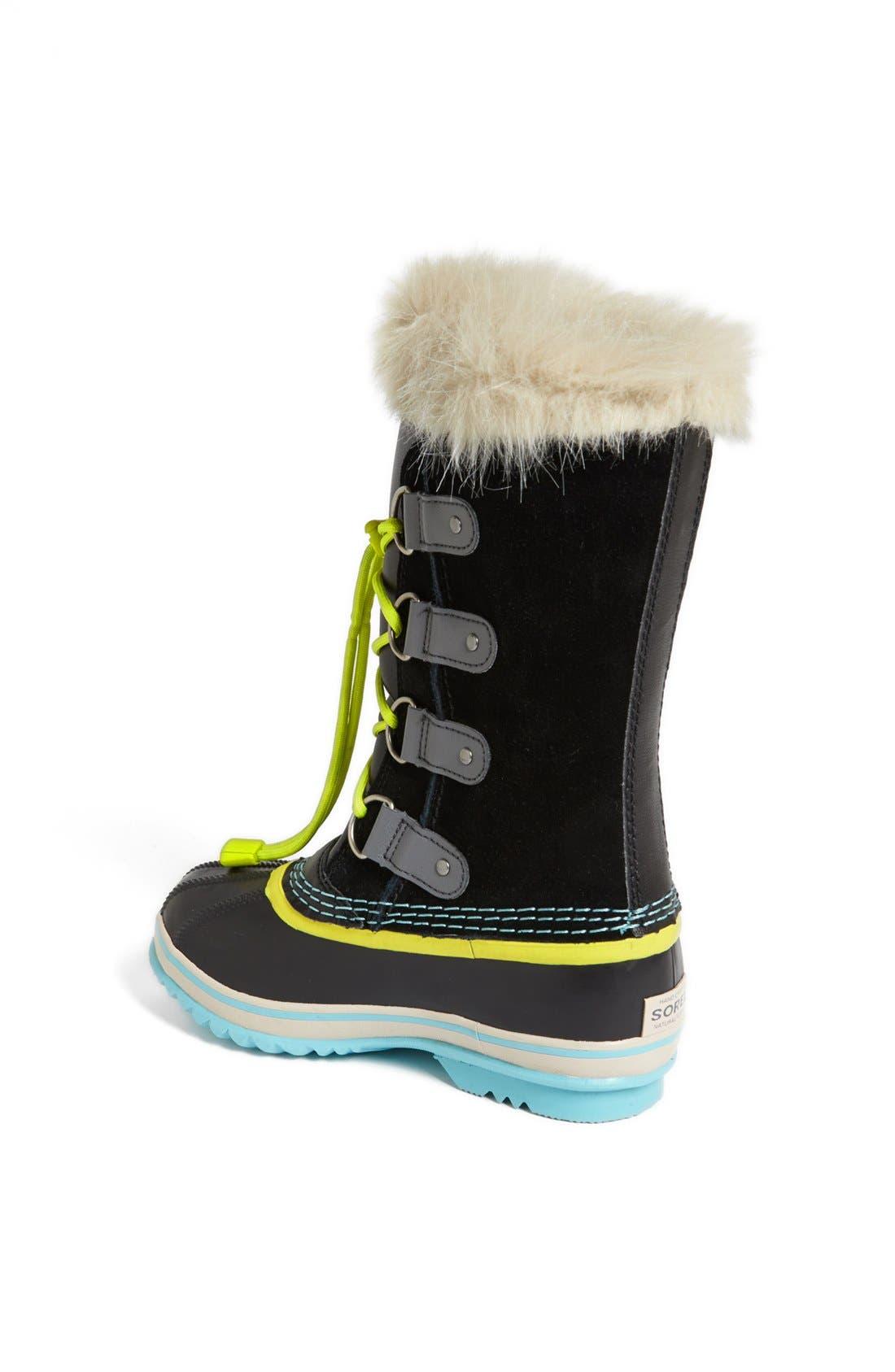 'Joan of Arctic' Boot,                             Main thumbnail 1, color,                             001
