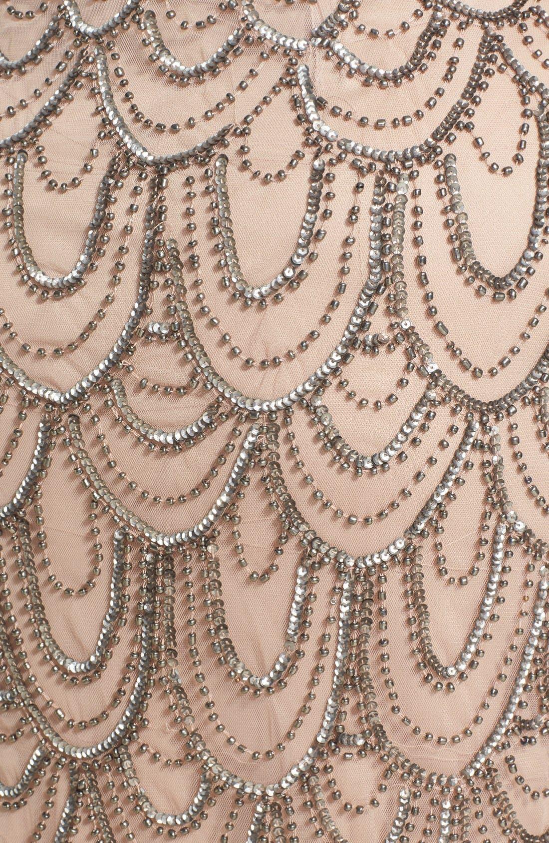 Beaded Sheath Dress,                             Main thumbnail 10, color,