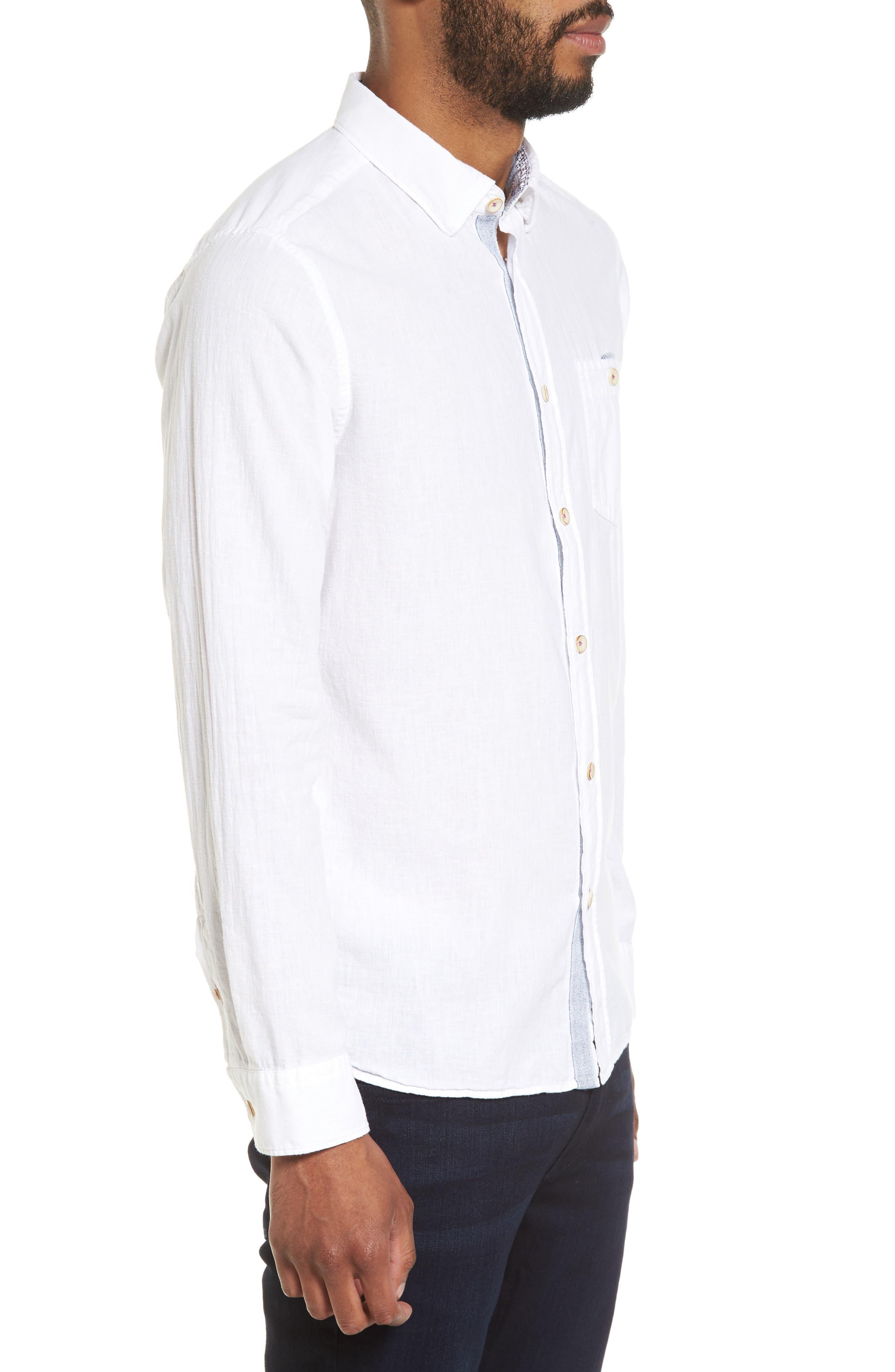 Carwash Modern Slim Fit Sport Shirt,                             Alternate thumbnail 7, color,