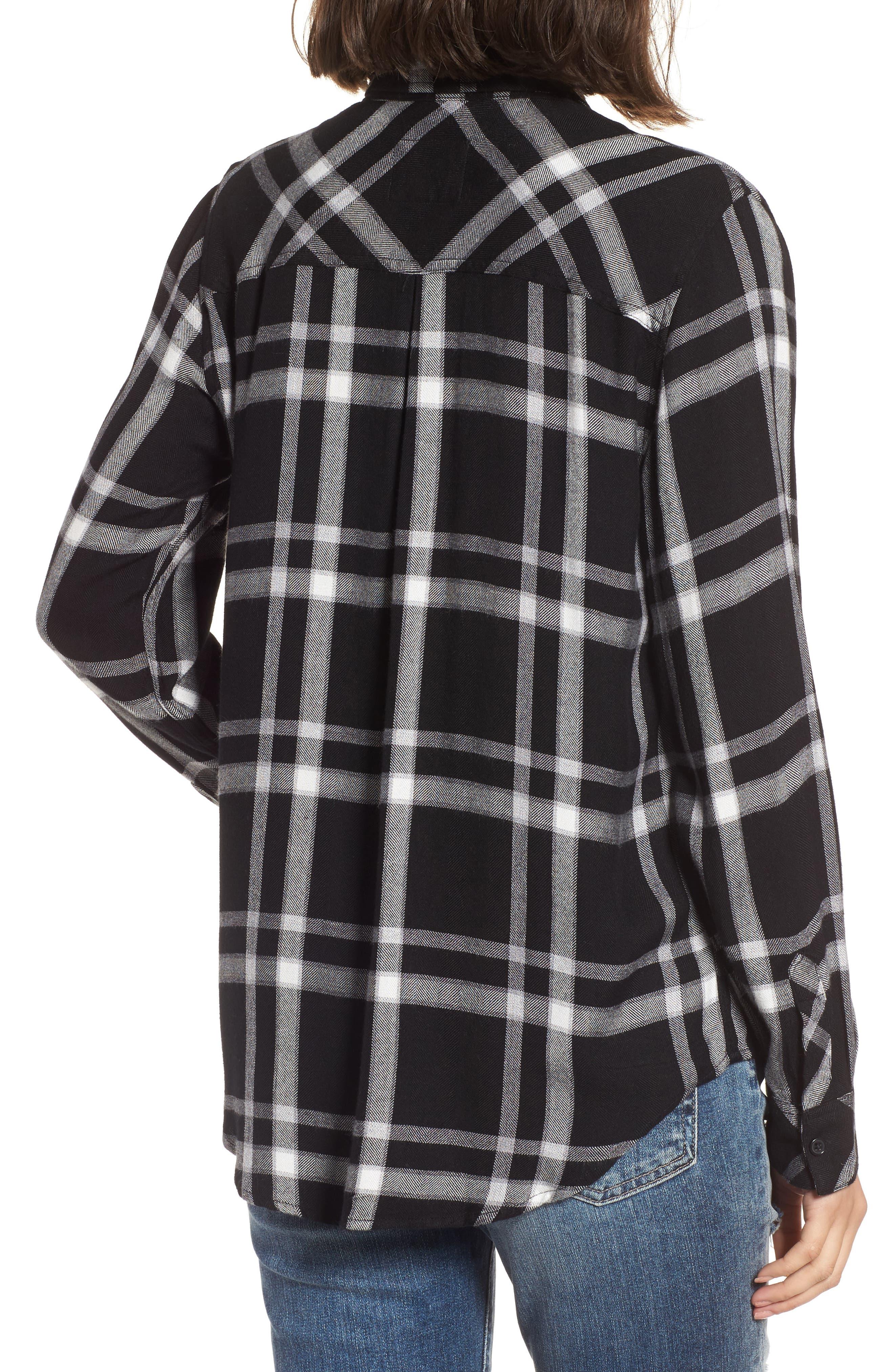 Hunter Plaid Shirt,                             Alternate thumbnail 158, color,