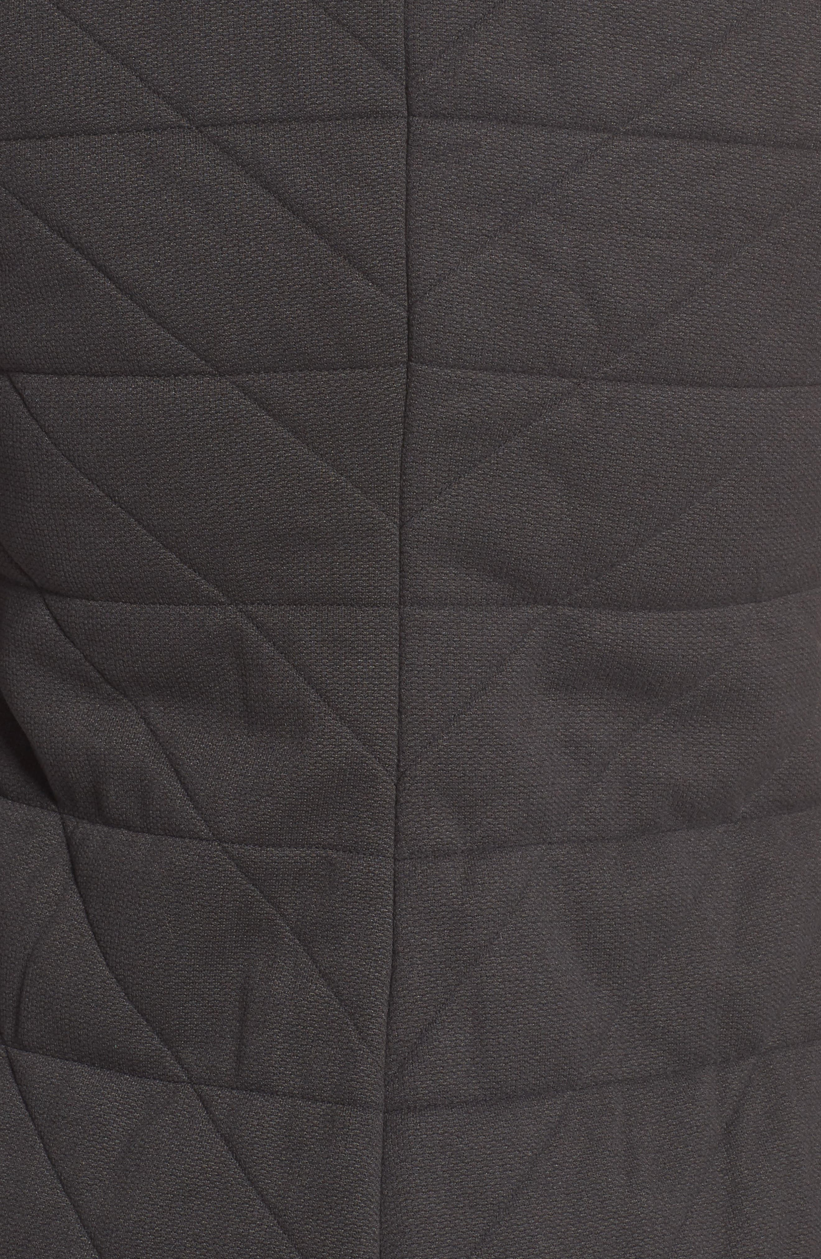 Fleece Jacket,                             Alternate thumbnail 7, color,                             001