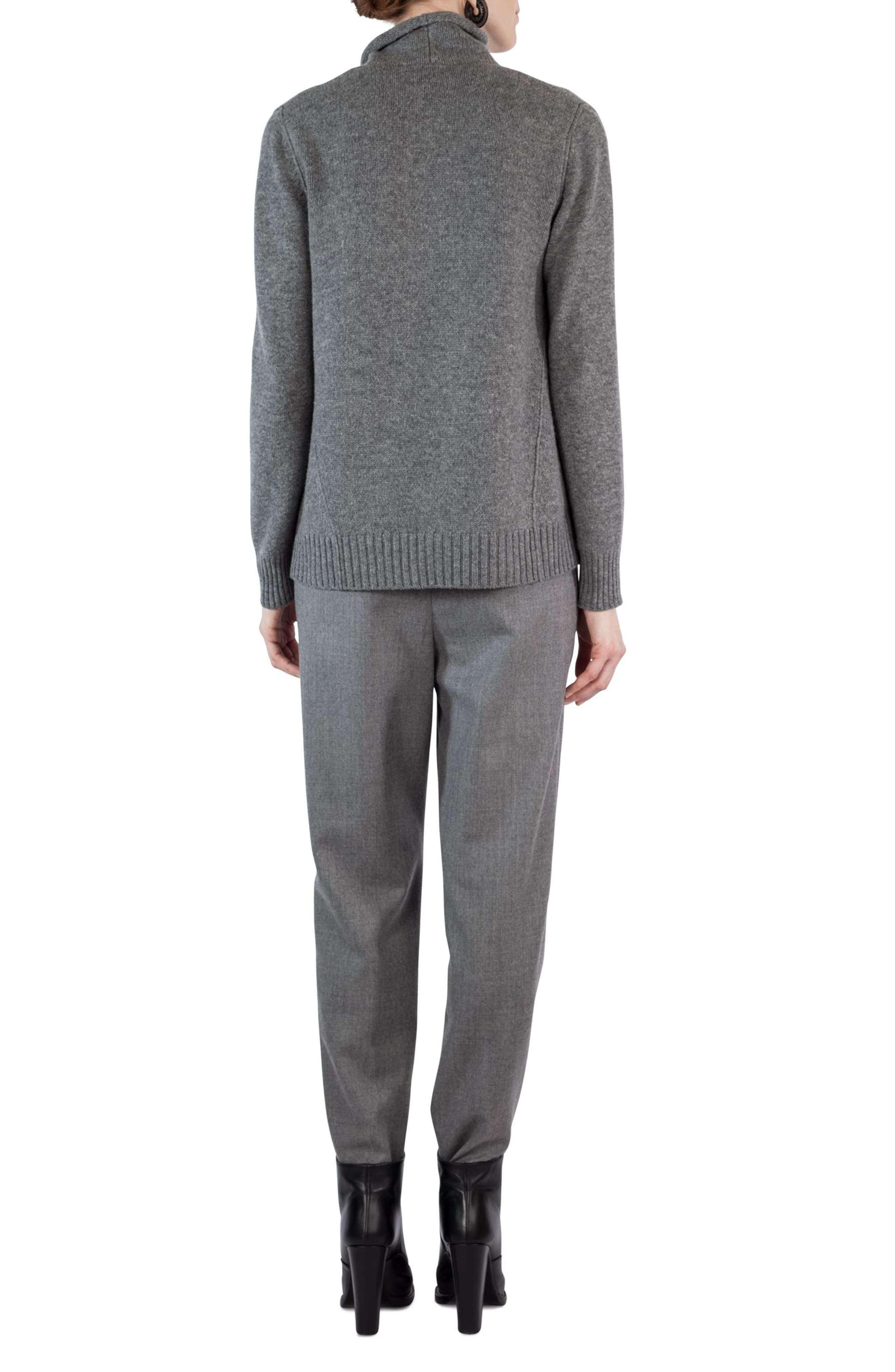 Wool & Cashmere Cardigan,                             Alternate thumbnail 3, color,