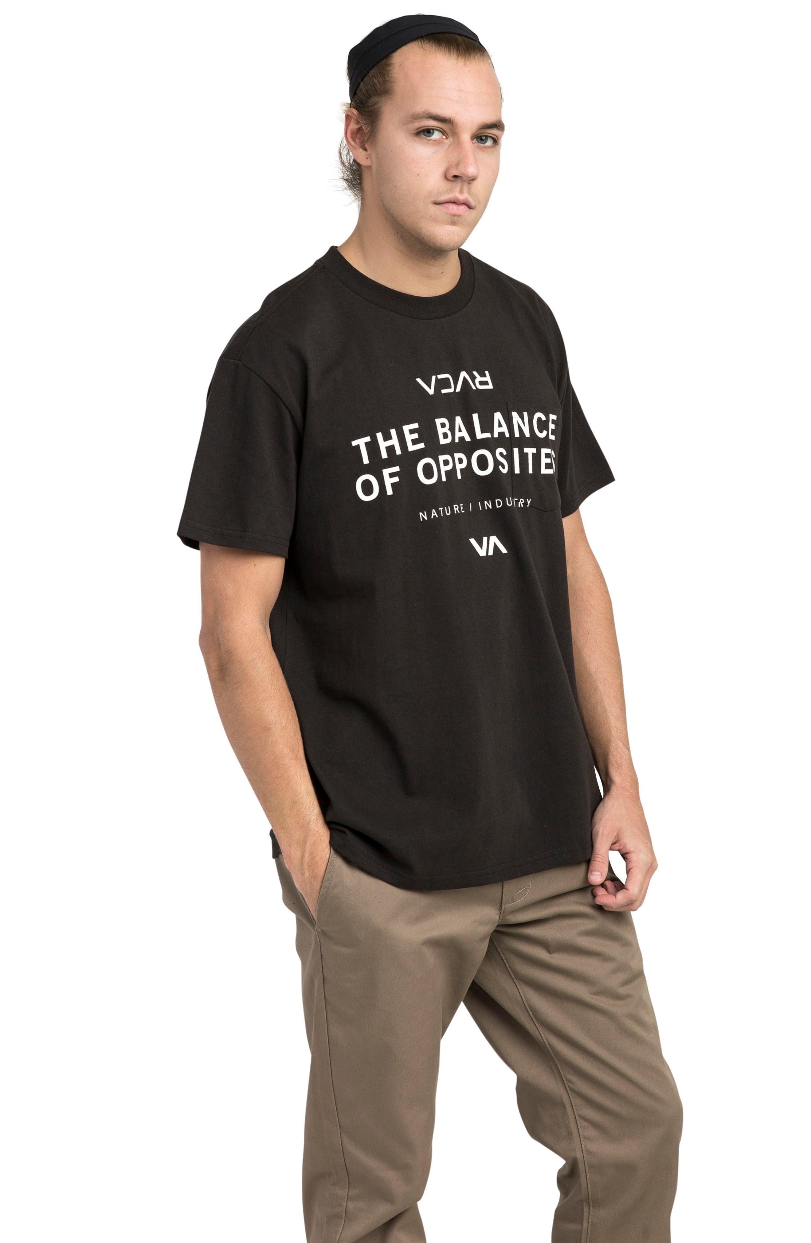 Billboard T-Shirt,                             Alternate thumbnail 3, color,                             001