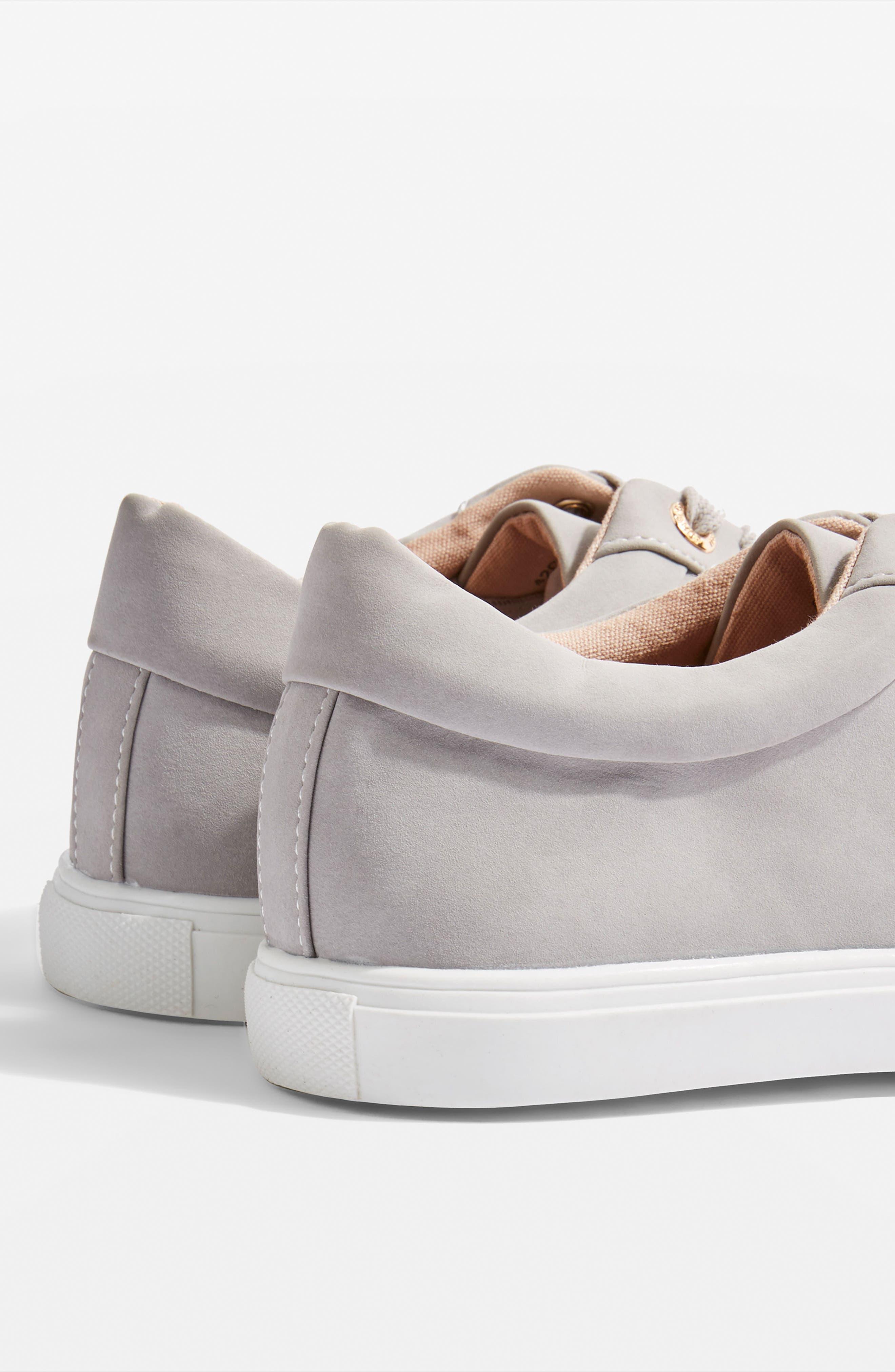 Cookie Low Top Sneaker,                             Alternate thumbnail 3, color,                             GREY MULTI