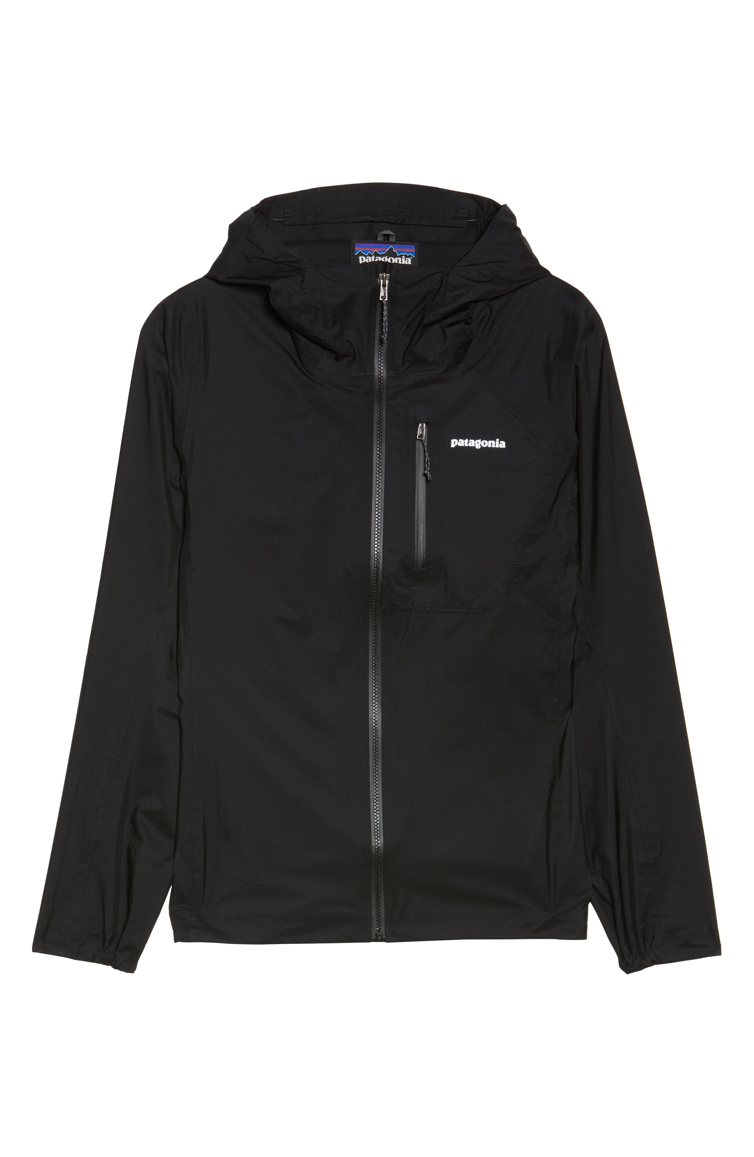 Storm Racer Jacket,                             Alternate thumbnail 6, color,                             BLACK