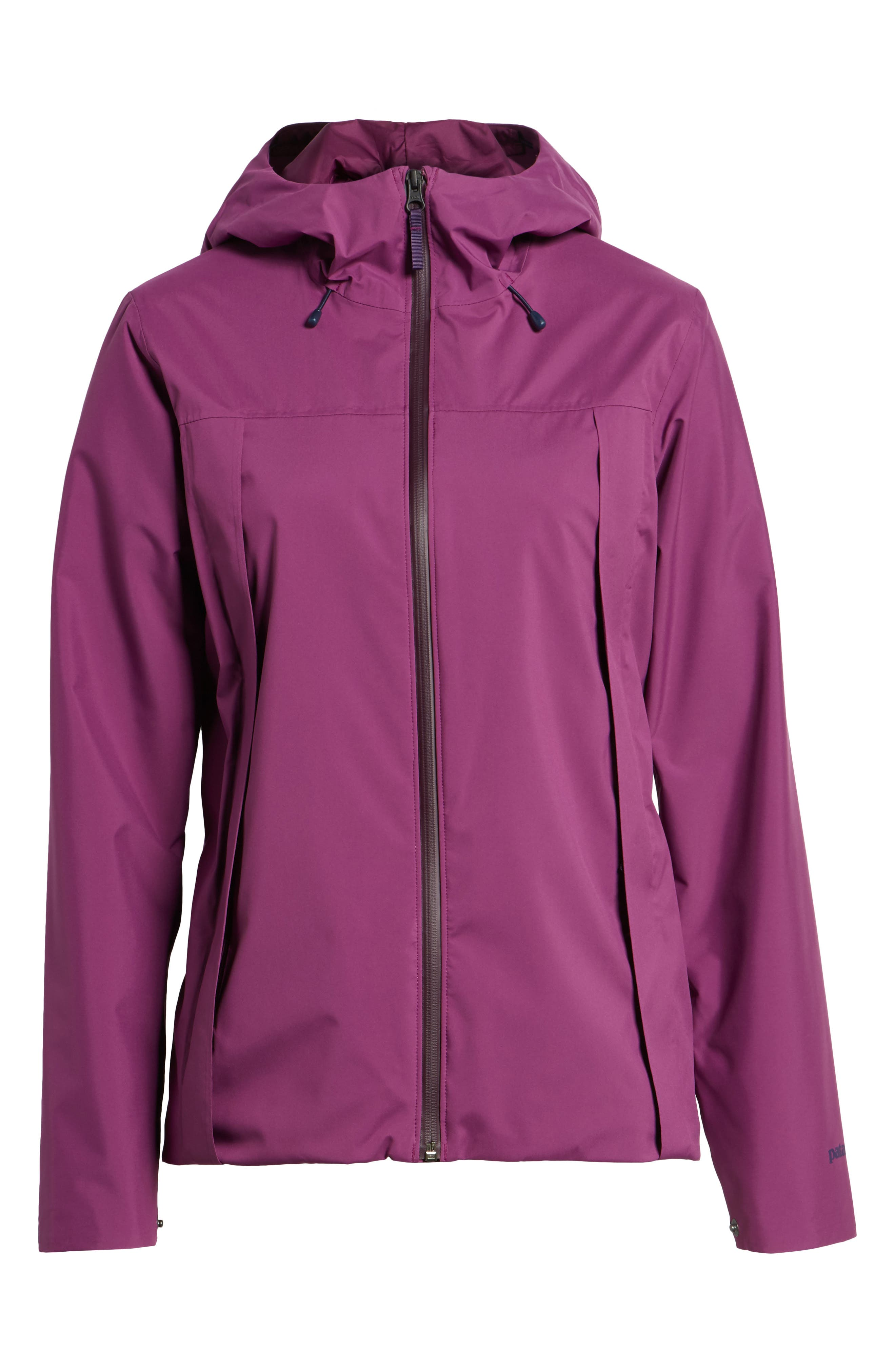 Yosemite Falls Hooded Jacket,                             Alternate thumbnail 10, color,
