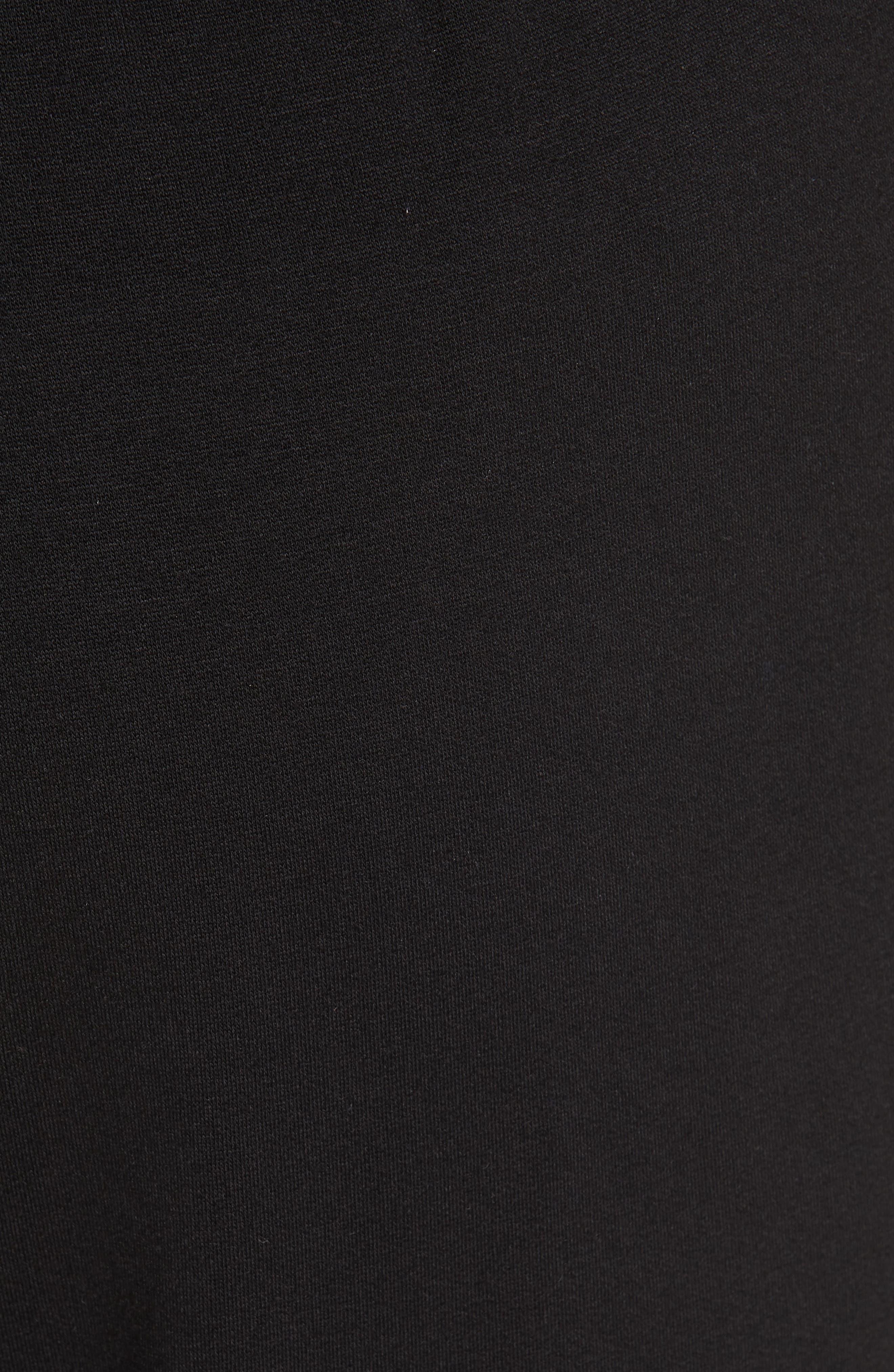 Jogger Pants,                             Alternate thumbnail 6, color,                             BLACK