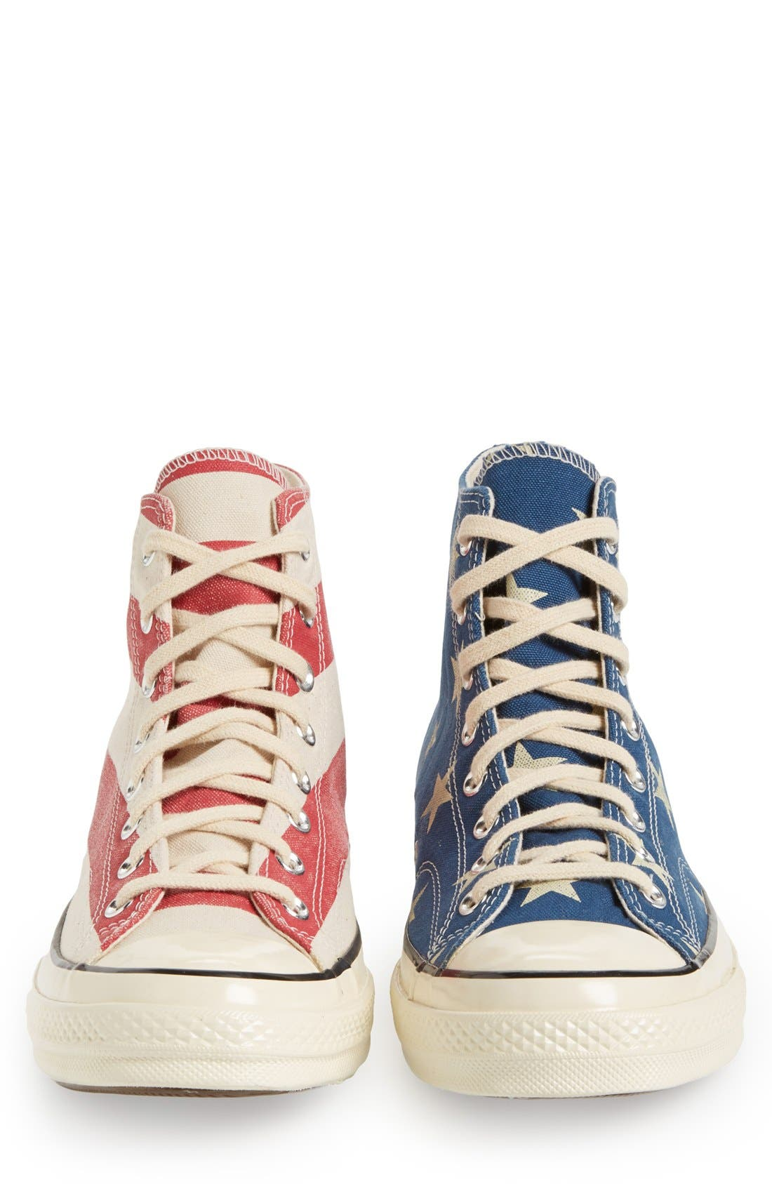 Chuck Taylor<sup>®</sup> All Star<sup>®</sup> '70 American Flag' Sneaker,                             Alternate thumbnail 2, color,                             604