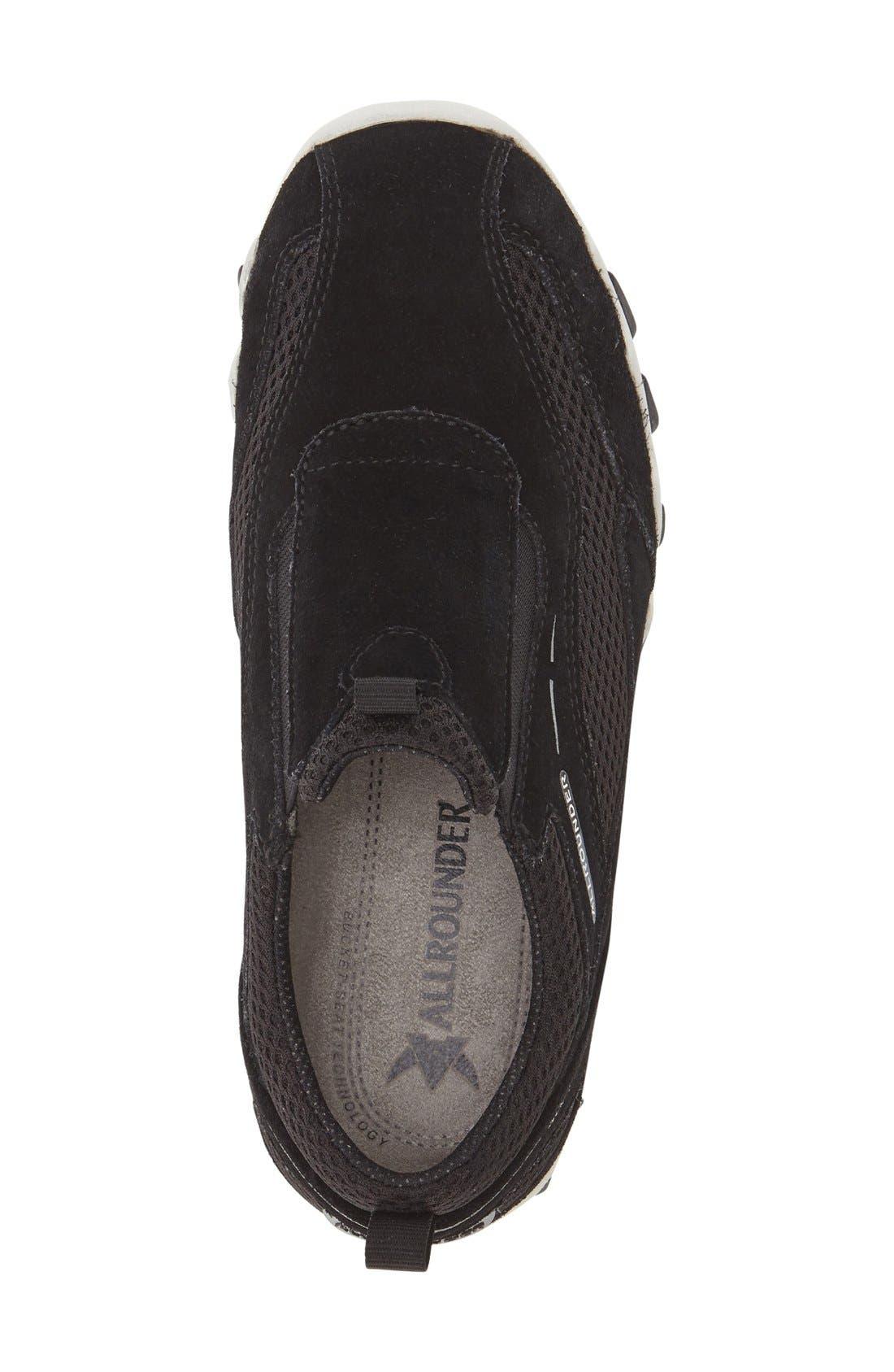 'Nawaja' Slip-On Sneaker,                             Alternate thumbnail 3, color,                             011