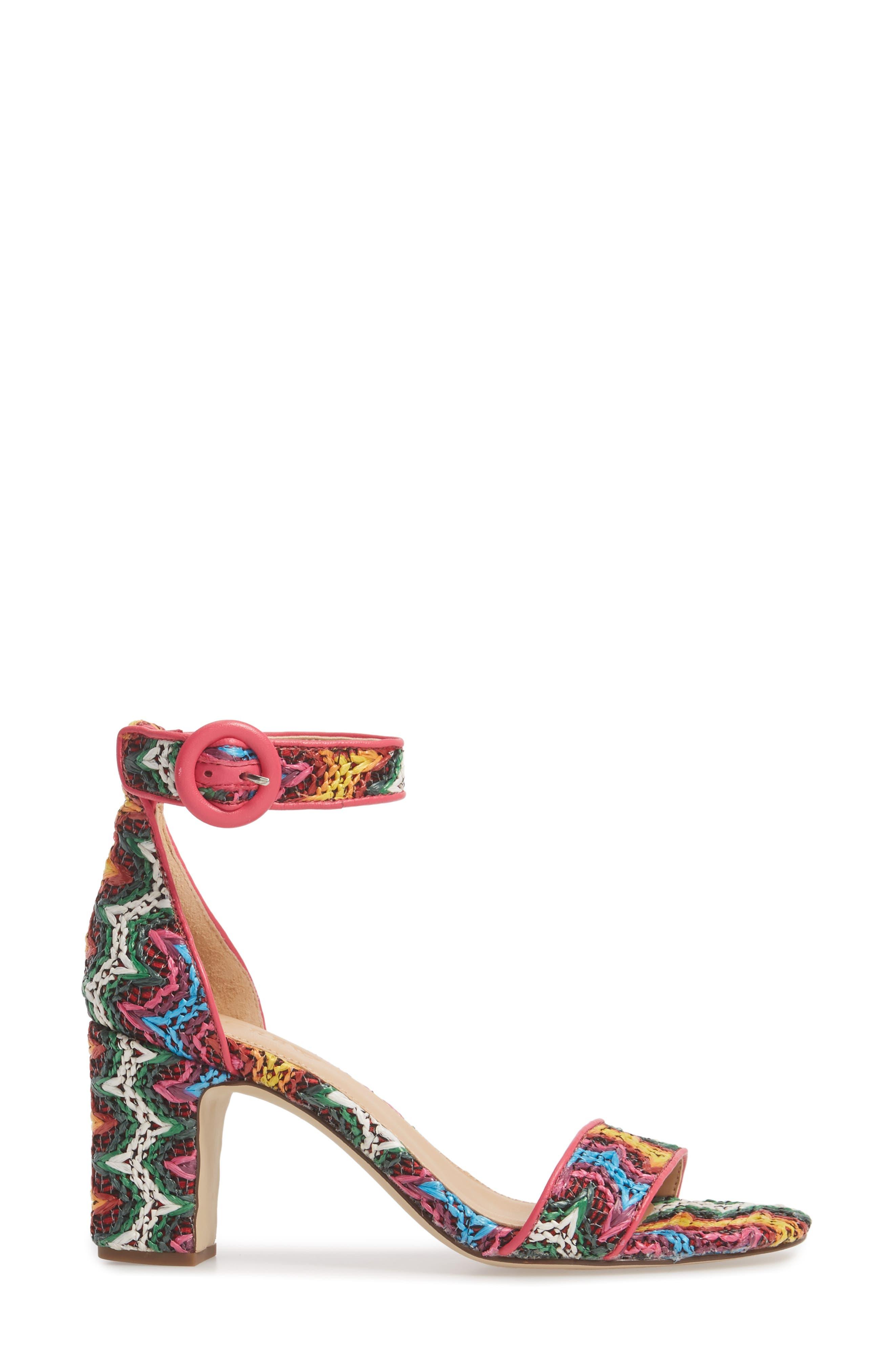 Remi Ankle Strap Sandal,                             Alternate thumbnail 7, color,