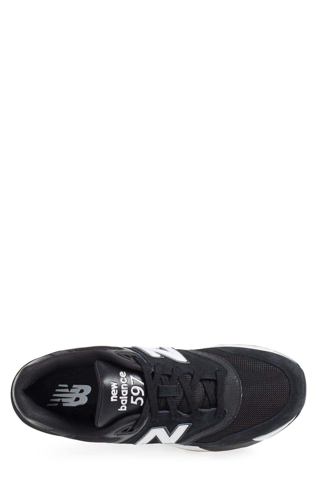 '597' Sneaker,                             Alternate thumbnail 2, color,                             001