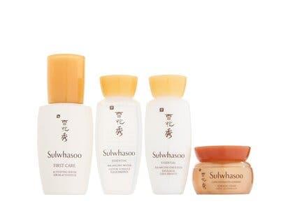 Sulwhasoo gift with purchase